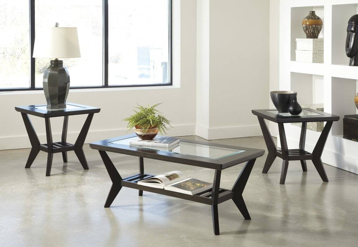 Coffee Table Sets You'll Love | Wayfair intended for Wayfair Coffee Tables (Image 5 of 30)