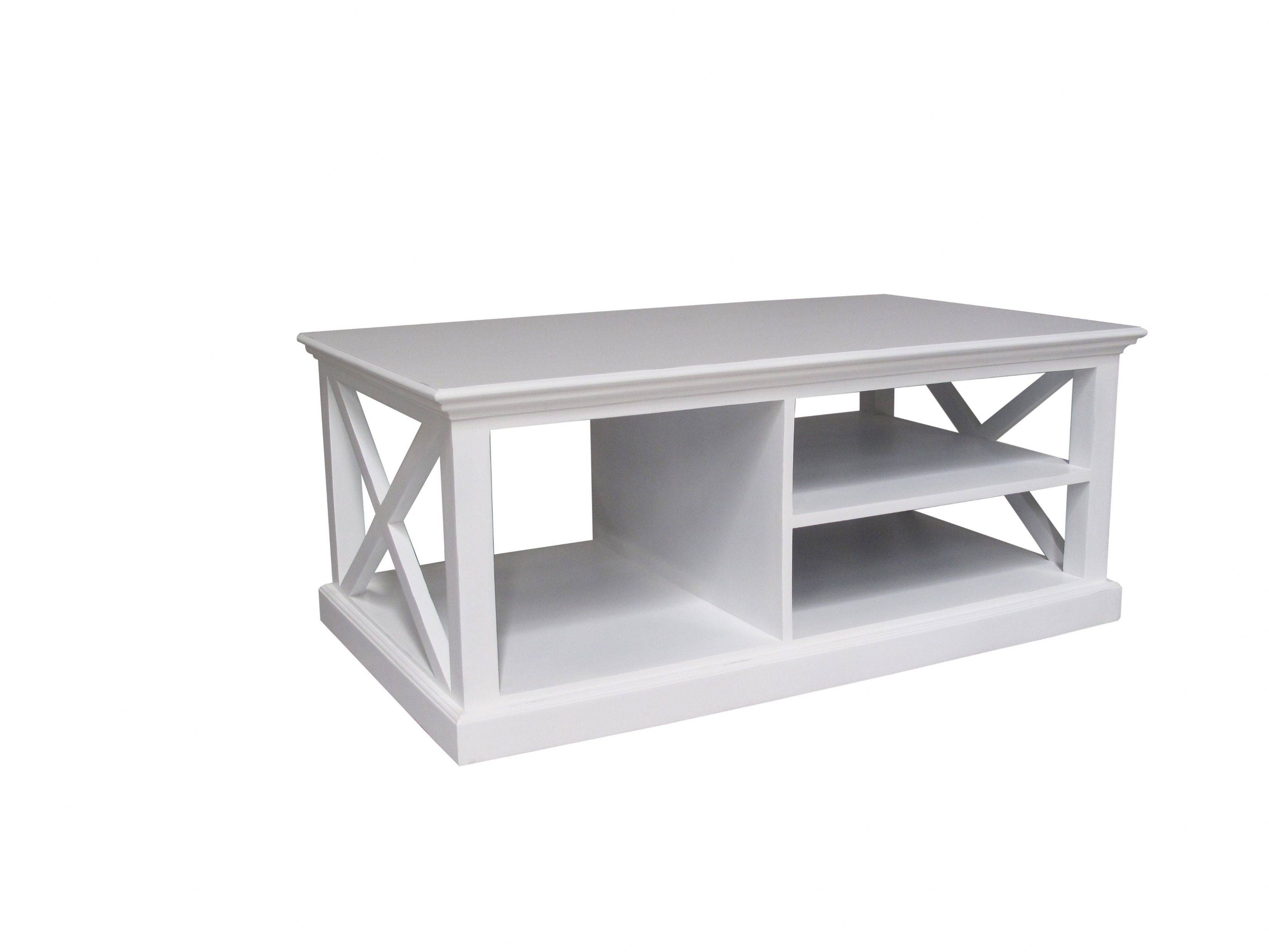 Coffee Table. Simple White Wood Coffee Table Designs: Wonderful inside White Wood And Glass Coffee Tables (Image 6 of 30)