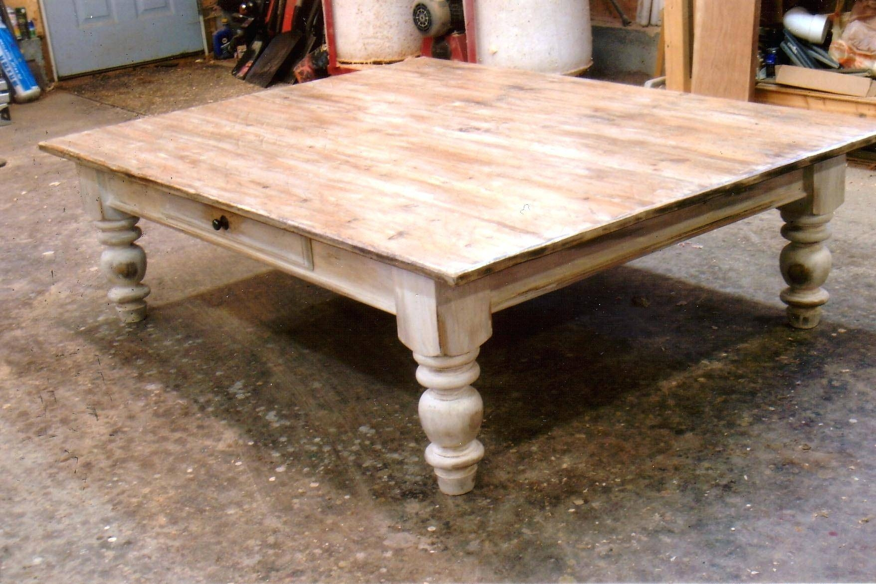 Coffee Table ~ Square Coffee Table Sets Tableslarge With Storage with Dark Wood Square Coffee Tables (Image 3 of 30)
