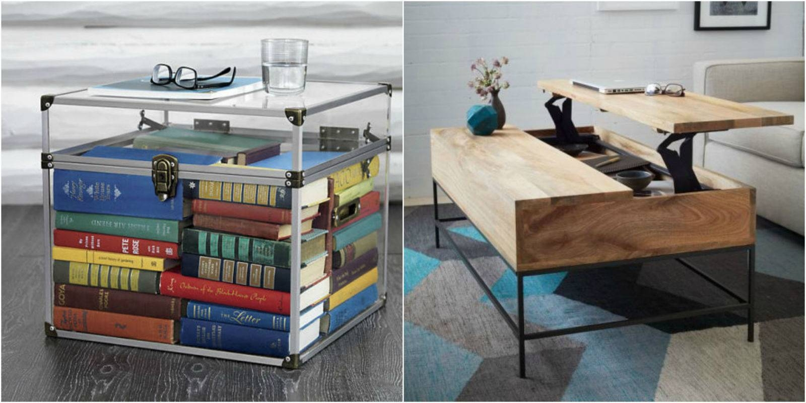 Coffee Table Storage - Best Coffee Tables with regard to Coffee Tables With Storage (Image 5 of 30)