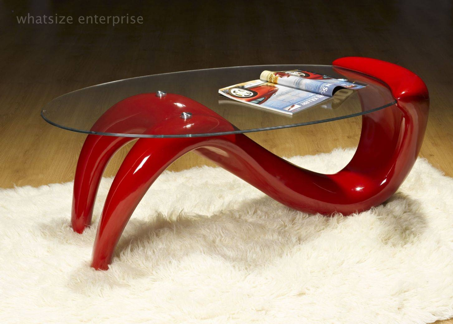 Coffee Table: Surprising Red Coffee Table Ideas Red Coffee And End with Red Coffee Table (Image 8 of 30)