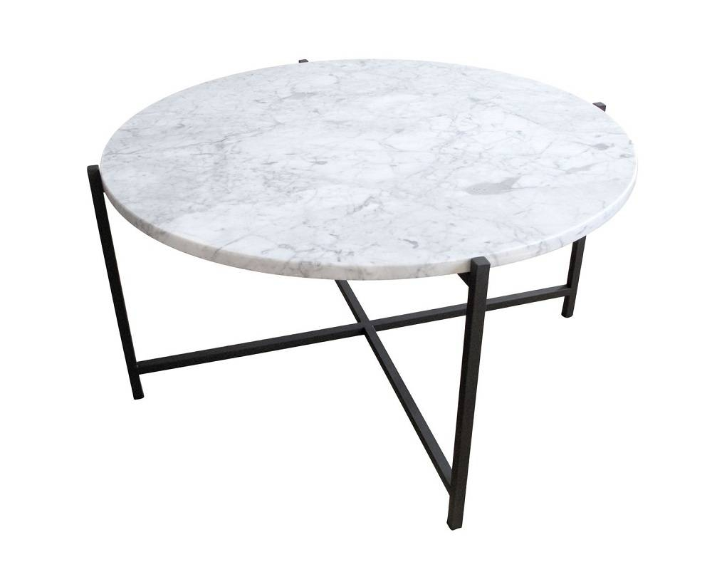 Coffee Table: Surprising Round Marble Coffee Table Designs White For Small Marble Coffee Tables (View 11 of 30)