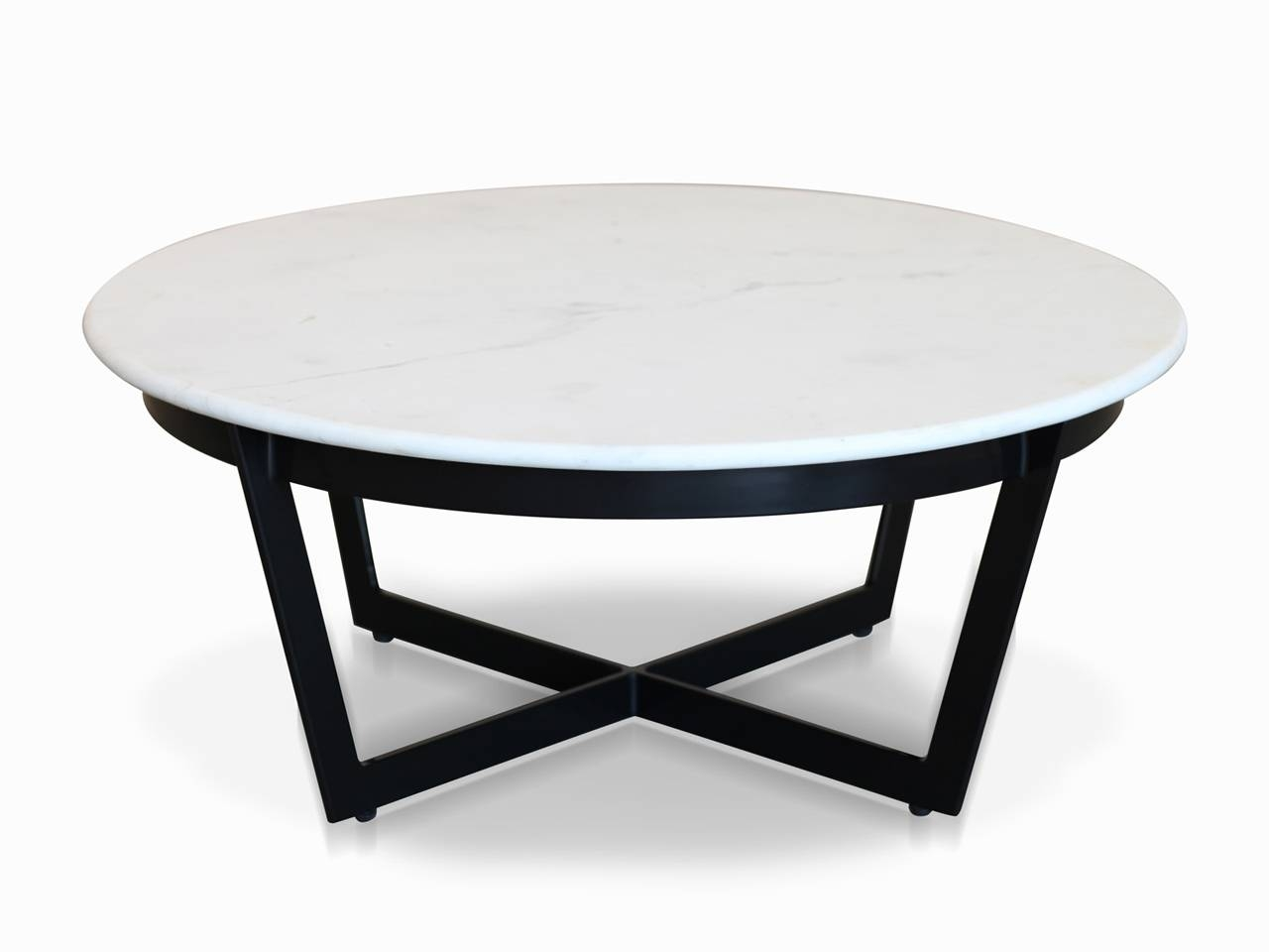 Coffee Table: Surprising Round Marble Coffee Table Designs White intended for White Marble Coffee Tables (Image 10 of 30)
