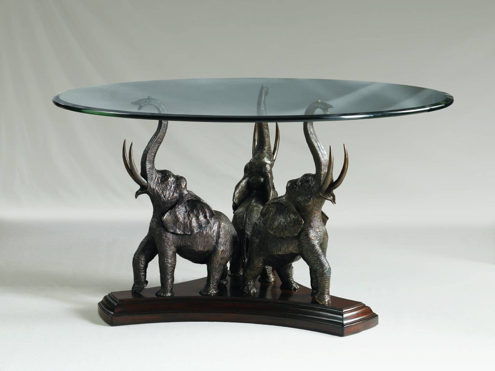 Coffee Table: Unique Elephant Coffee Table Ideas Elephant Side with regard to Elephant Coffee Tables With Glass Top (Image 15 of 30)