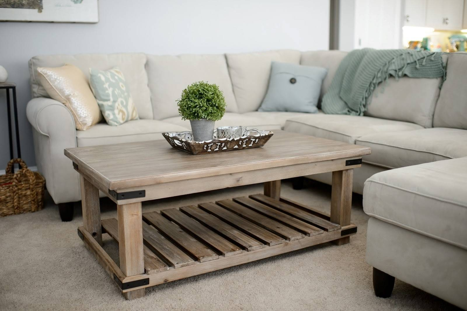 Coffee Table: White Gloss Coffee Table Design Ideas White Coffee pertaining to Country Coffee Tables (Image 11 of 30)