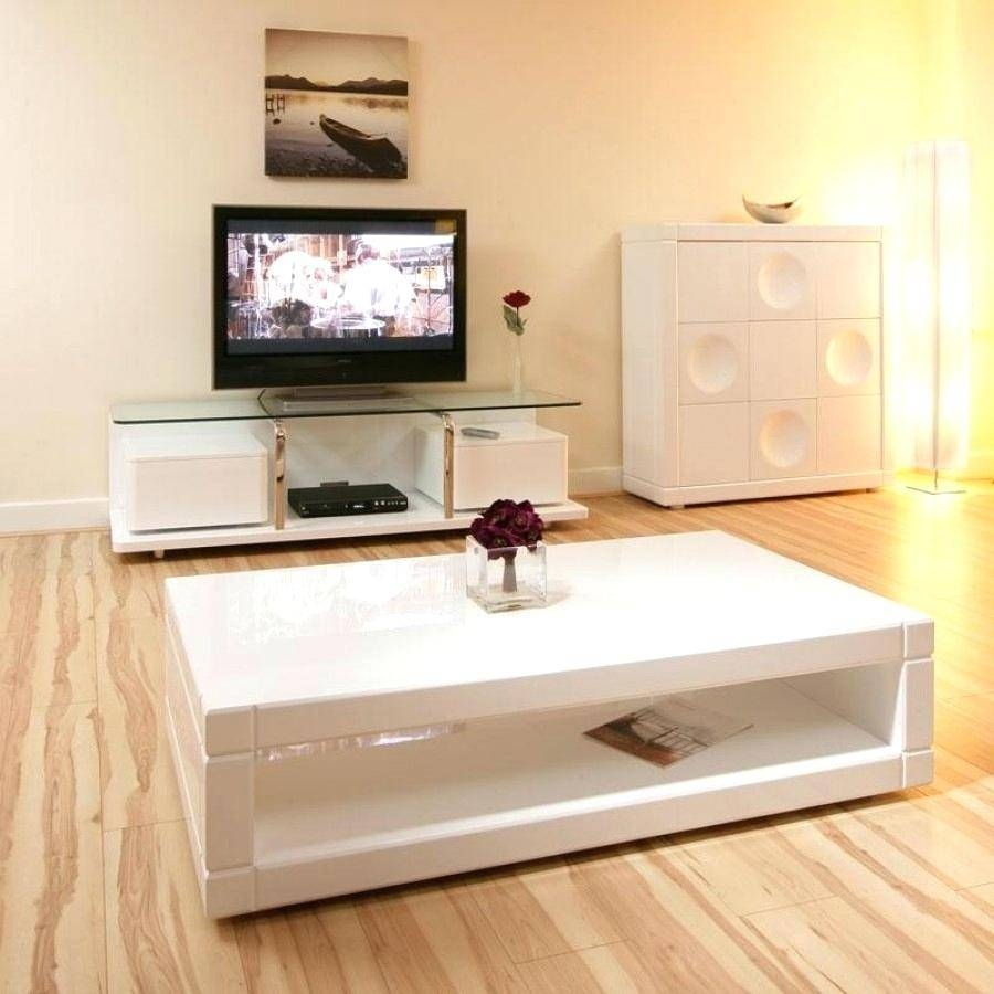 Coffee Table ~ White High Gloss Coffee Table Imageswhite Australia for White High Gloss Coffee Tables (Image 4 of 30)