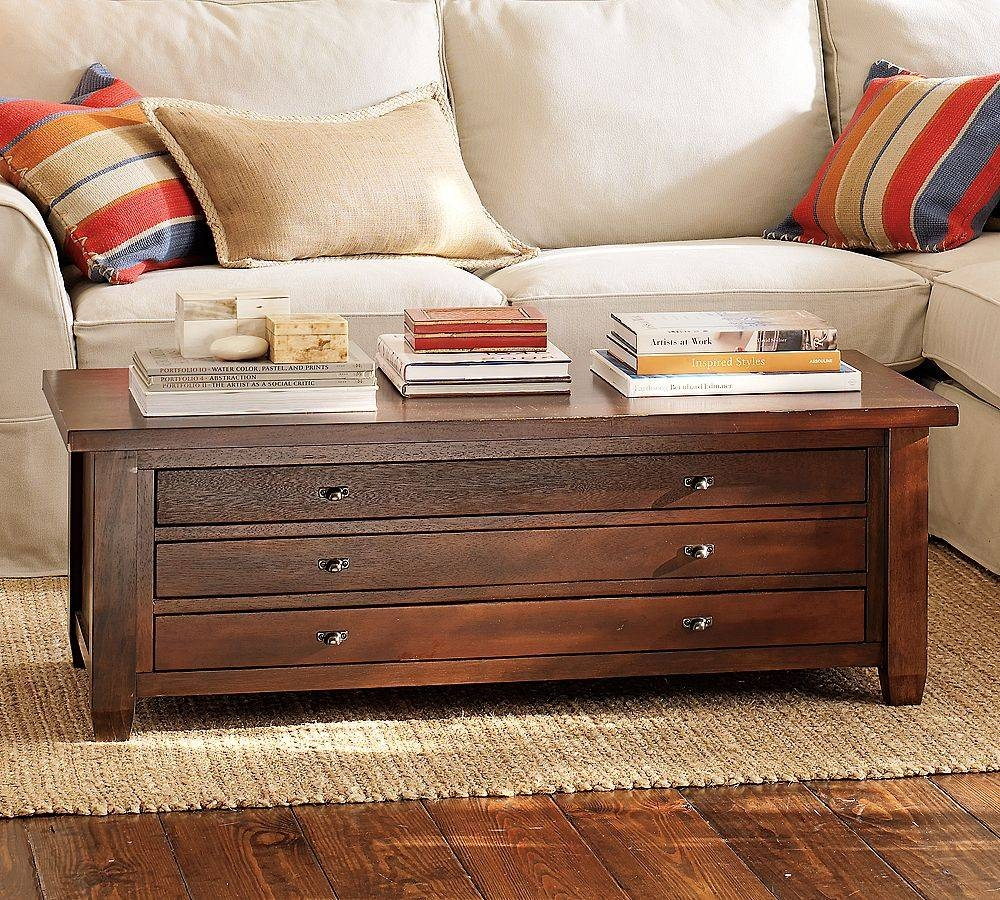 Coffee Table: White Rustic Coffee Table Inspirations Reclaimed pertaining to Antique Glass Pottery Barn Coffee Tables (Image 12 of 30)