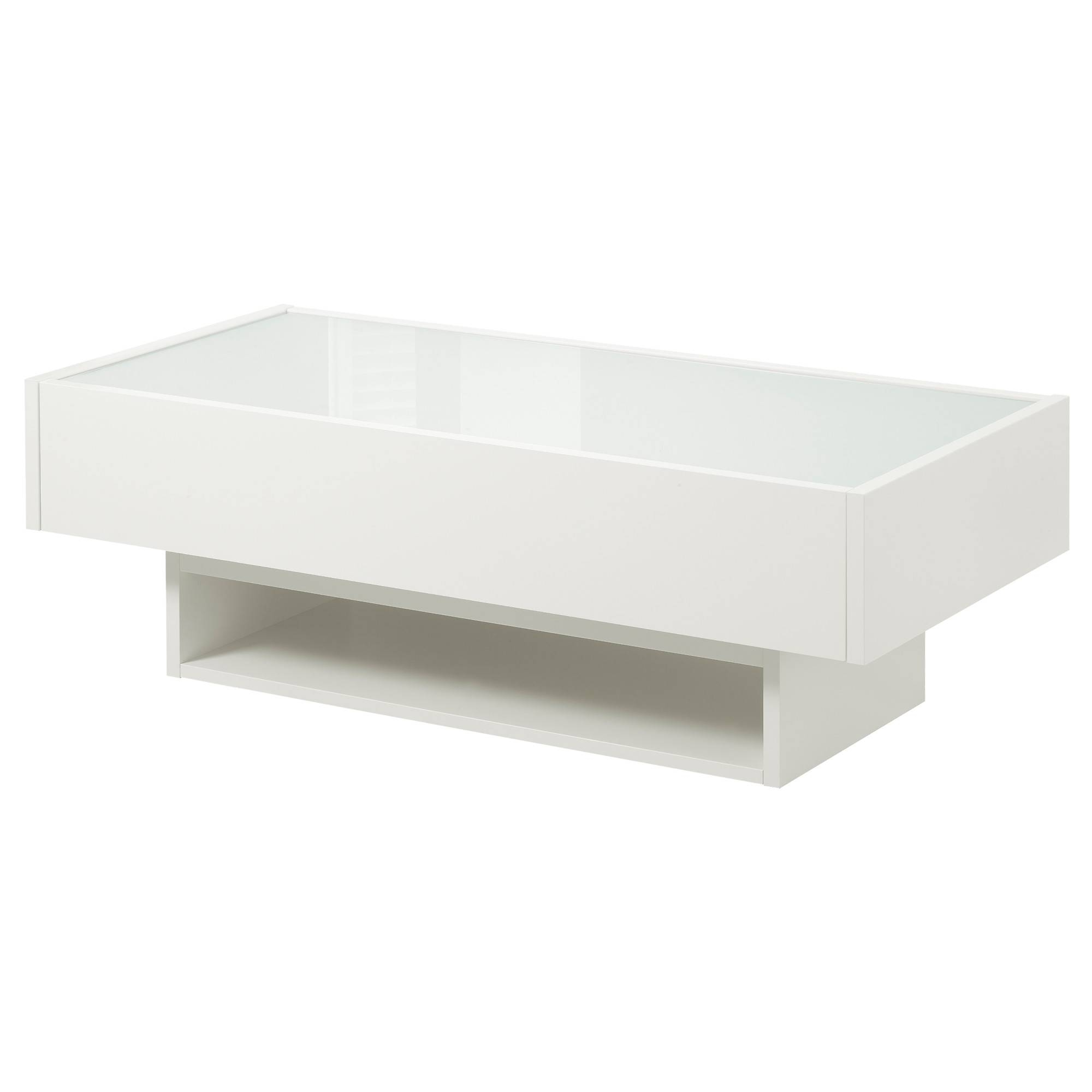 Coffee Table White Square Coffee Table For Noguchi Coffee Table with White Square Coffee Table (Image 2 of 30)