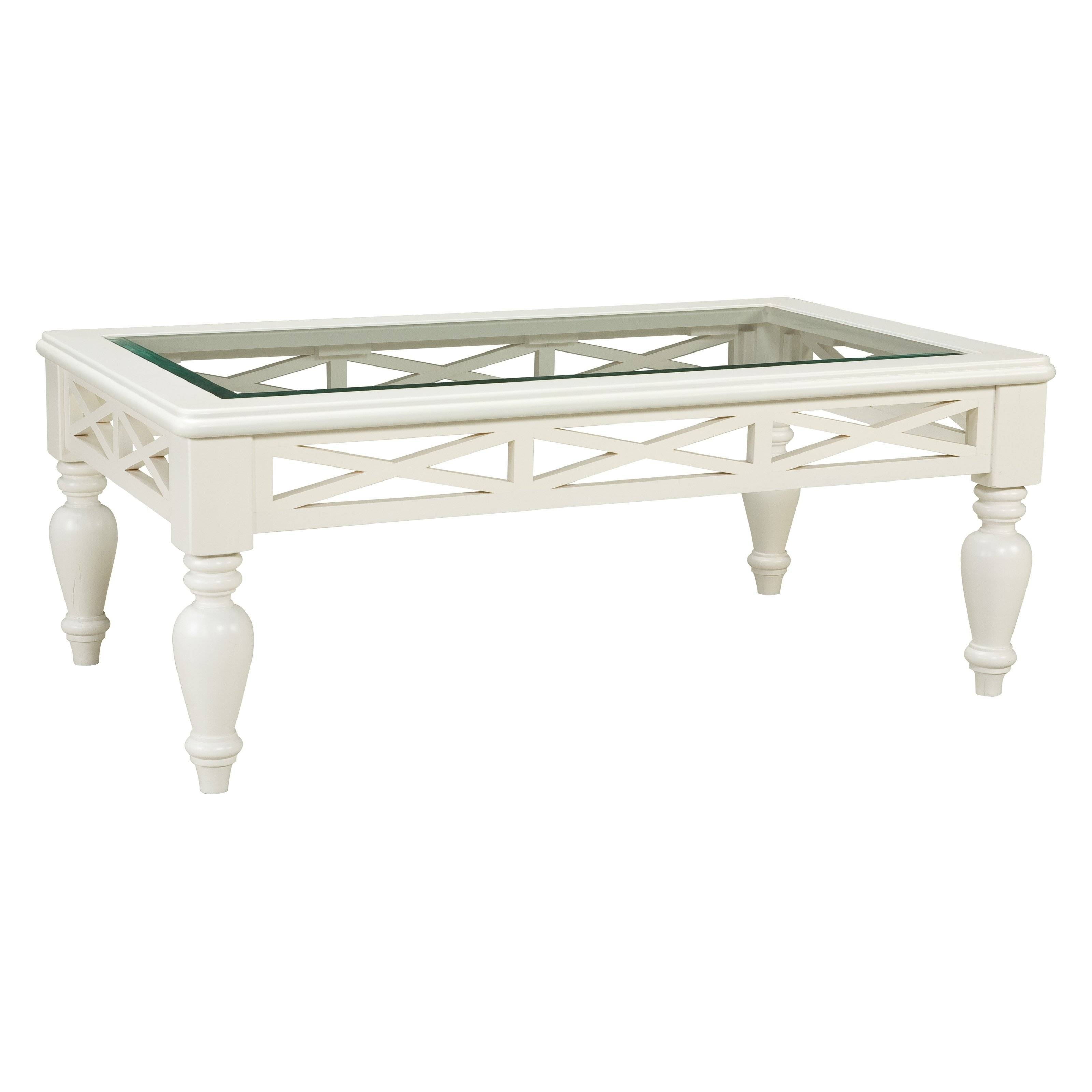Featured Photo of White Wood And Glass Coffee Tables