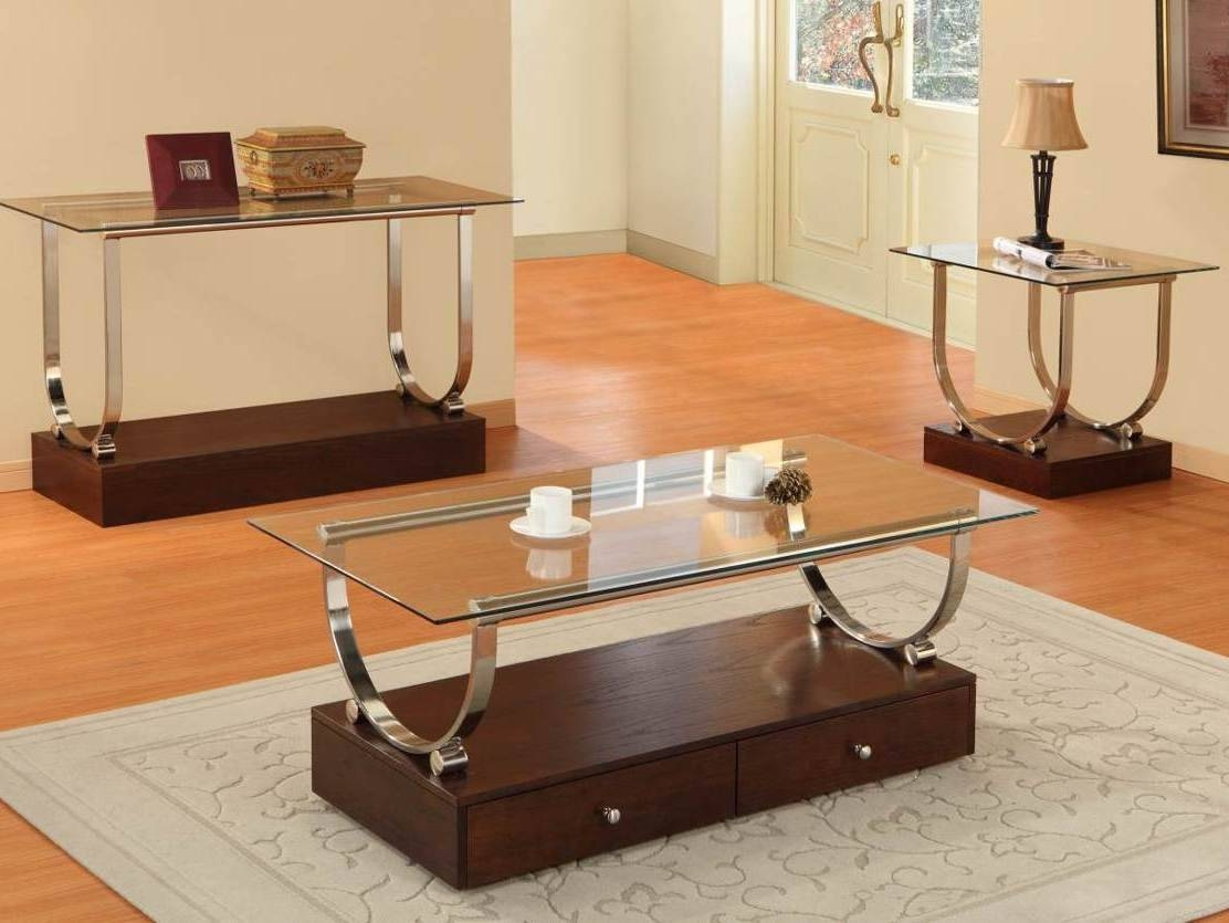 Coffee Table With Corner Drawers Tables Storage Drawer / Thippo Intended For Coffee Table Rounded Corners (View 6 of 30)