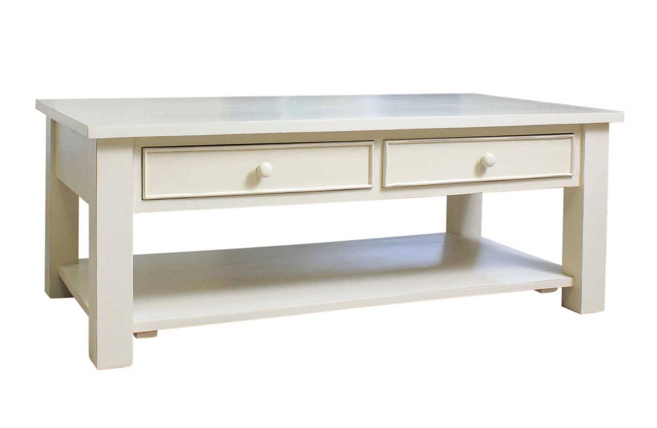 Coffee Table With Drawers for White Retro Coffee Tables (Image 8 of 30)