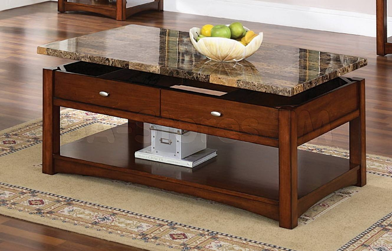 Coffee Table With Lift Top Design : Elegant Coffee Table With Lift for Coffee Tables With Lifting Top (Image 5 of 30)