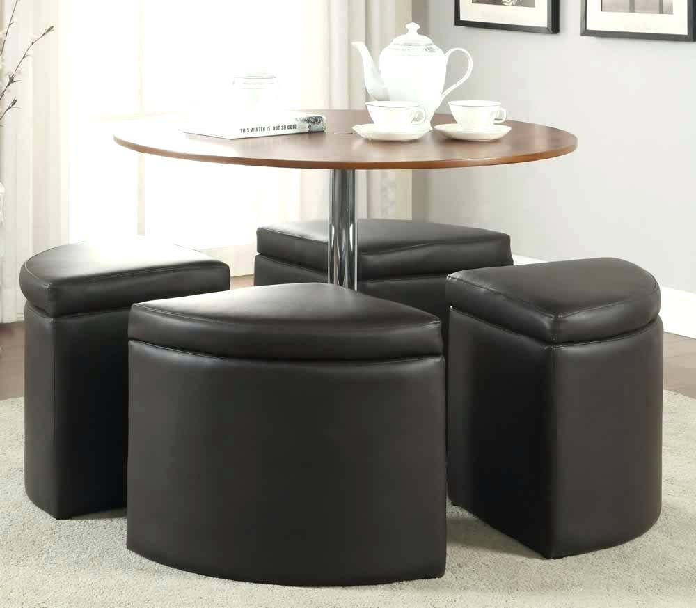 Coffee Table With Nesting Stools – Samkim With Regard To Coffee Tables With Nesting Stools (View 4 of 30)