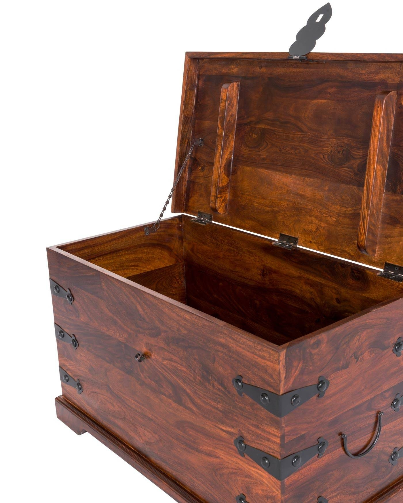 Trunk Box Coffee Table: 2019 Best Of Blanket Box Coffee Tables