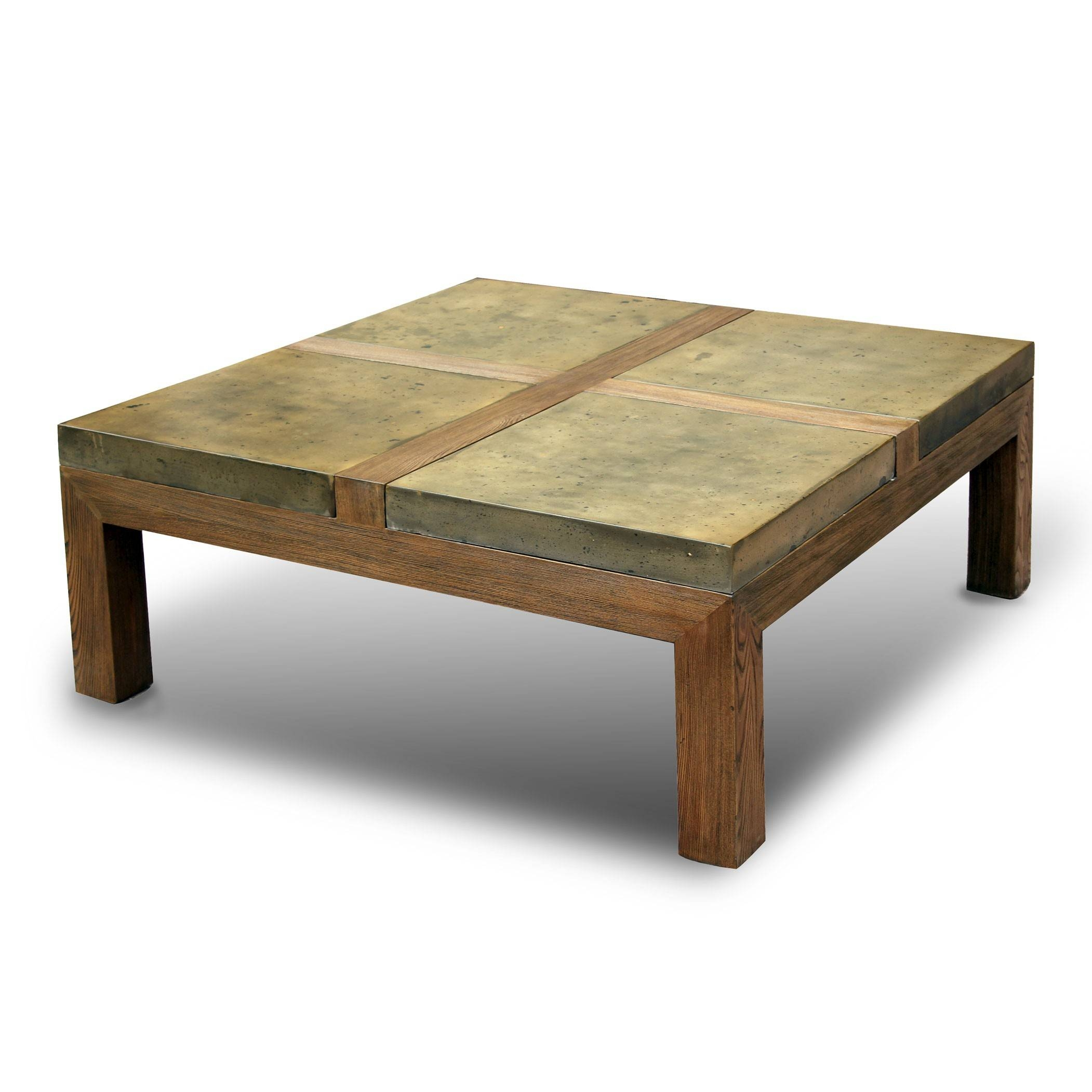 Coffee Table: Wonderful Stone Coffee Tables Design Natural Stone regarding Square Stone Coffee Tables (Image 11 of 30)