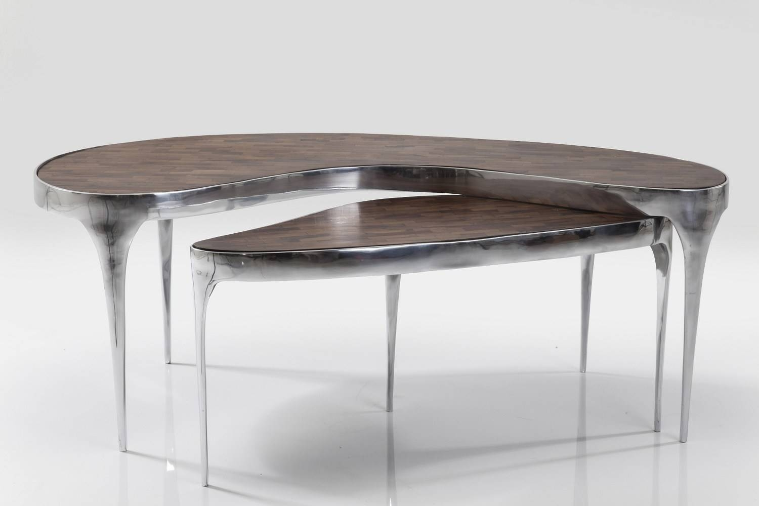 Coffee Tablekare-Design in Aluminium Coffee Tables (Image 10 of 30)