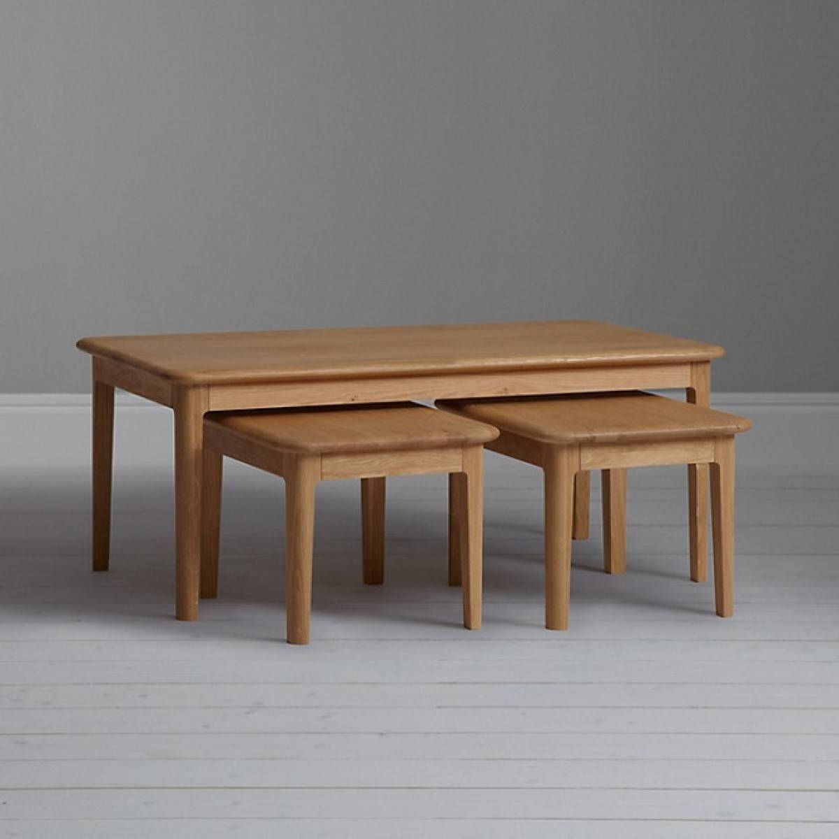 Coffee Table/nest Of 3 Tables with regard to Nest Coffee Tables (Image 5 of 30)