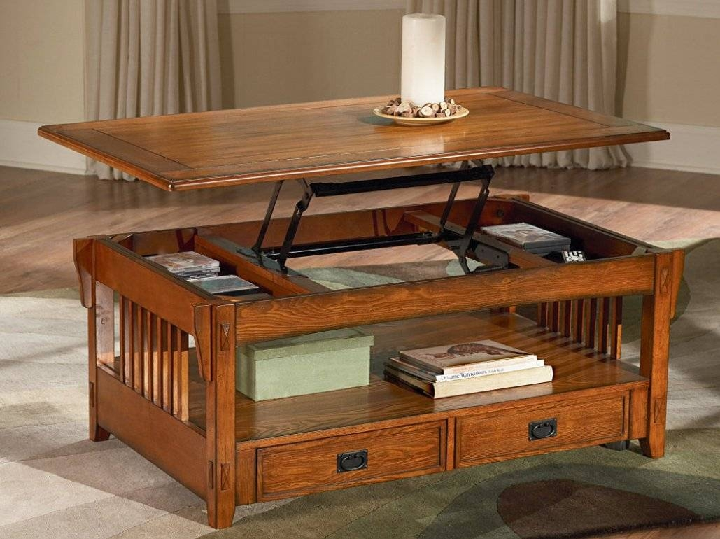 Coffee Tables : 427256 Madera Coffee Table Coffee Table With with Coffee Tables With Shelf Underneath (Image 13 of 30)