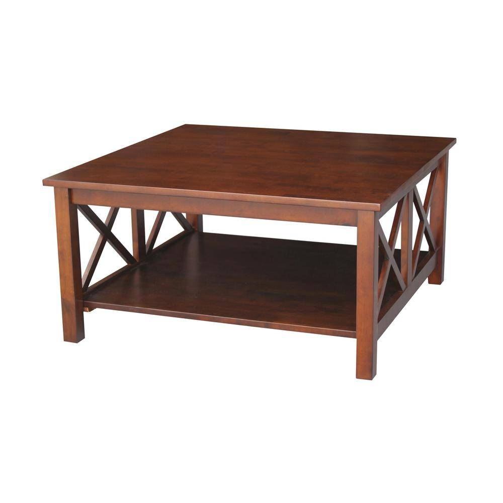 Coffee Tables – Accent Tables – The Home Depot Regarding Buddha Coffee Tables (View 16 of 30)