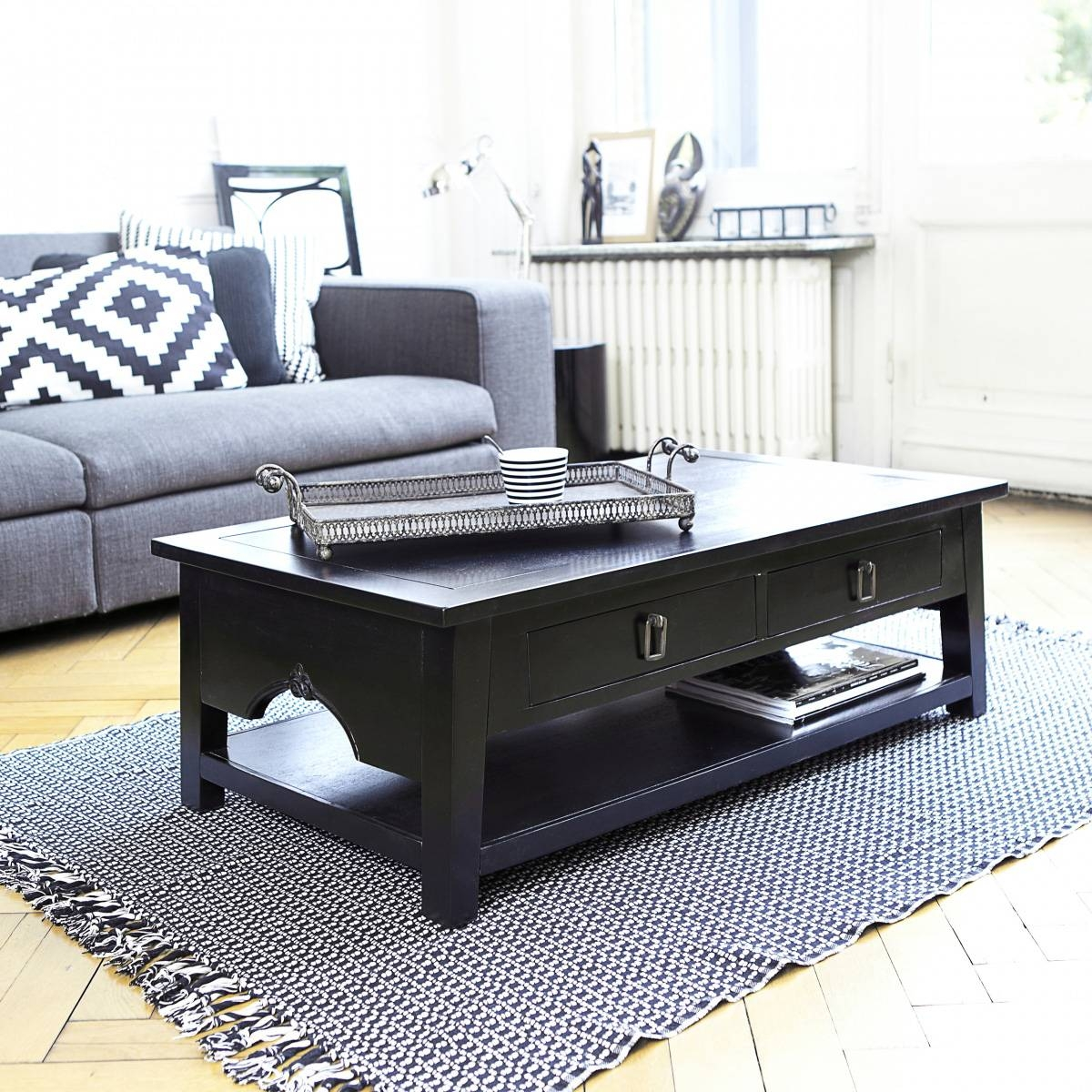 Coffee Tables: Amazing Black Coffee Tables Design Black Coffee with Black Coffee Tables (Image 16 of 30)