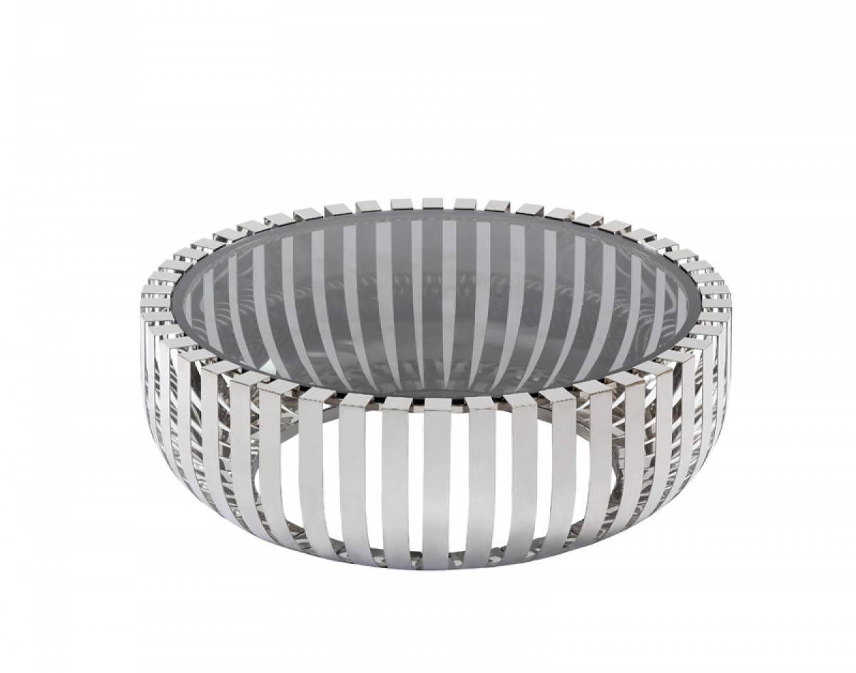 Coffee Tables Archives • Lux Lounge Efr (888) 247-4411 regarding Silver Drum Coffee Tables (Image 15 of 30)