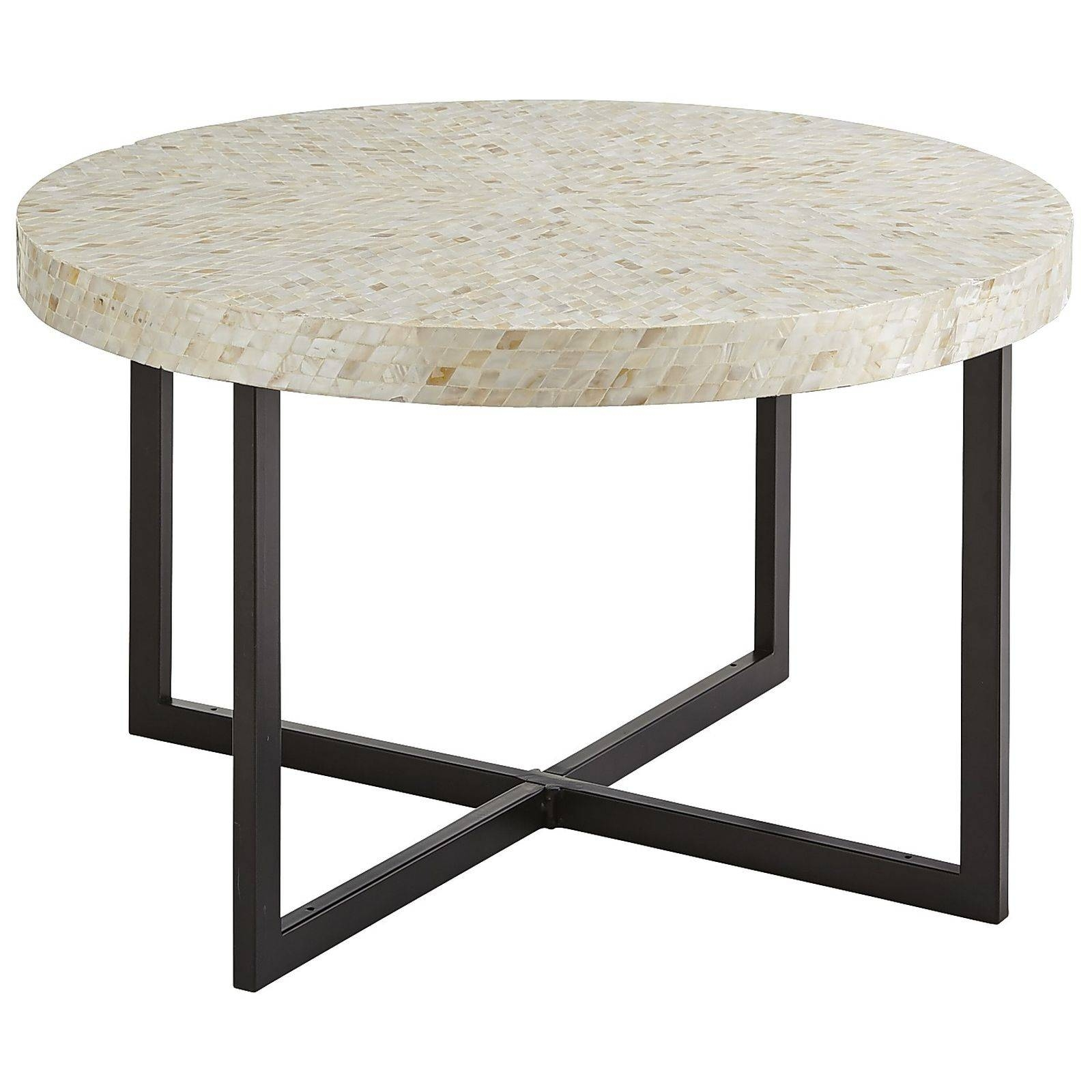 Coffee Tables: Astounding Round Coffee Tables Ideas Round Coffee within Marble Round Coffee Tables (Image 14 of 30)