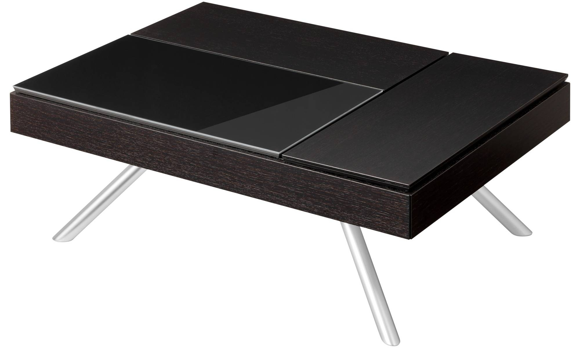 Coffee Tables - Chiva Functional Coffee Table With Storage - Boconcept pertaining to Square Black Coffee Tables (Image 13 of 30)