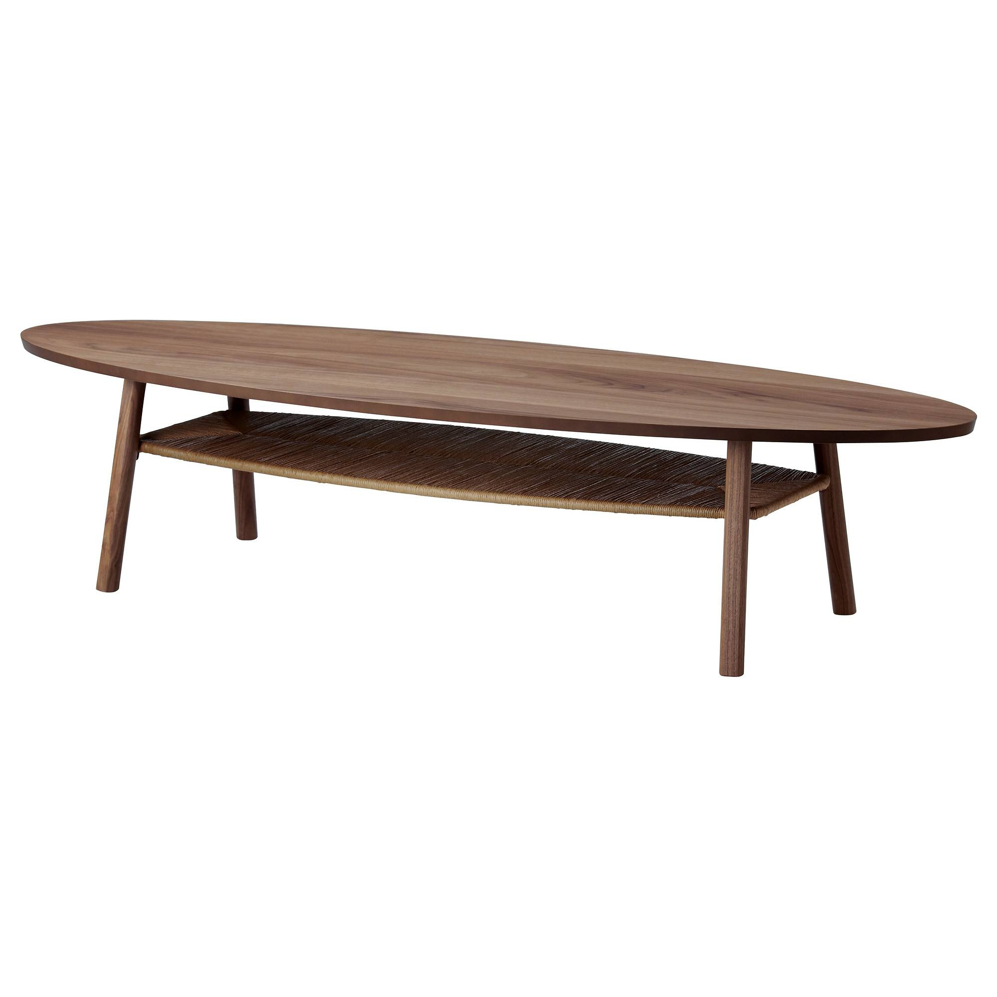 Coffee Tables & Console Tables - Ikea for Oval Wood Coffee Tables (Image 8 of 30)