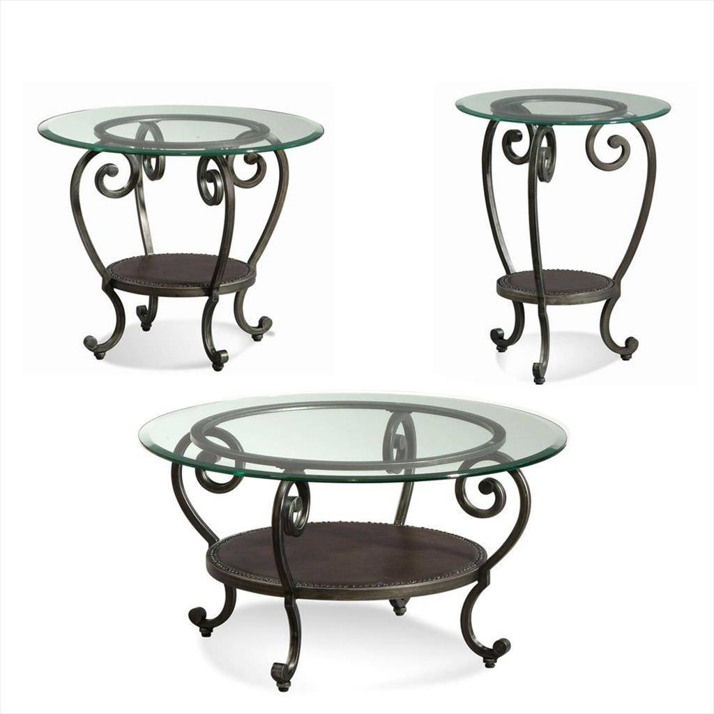 Coffee Tables Designs: Amazing Wrought Iron Coffee Table Design with regard to Wrought Iron Coffee Tables (Image 2 of 30)