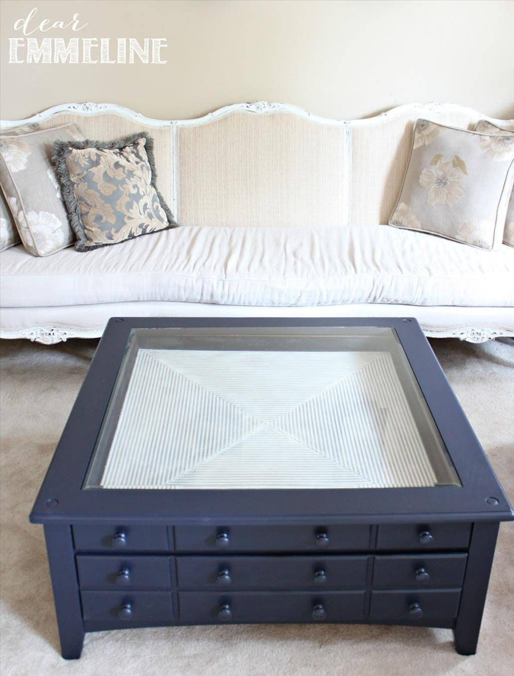 Coffee Tables Designs: Marvelous Slab Coffee Table Ideas How To within Blue Coffee Tables (Image 16 of 30)