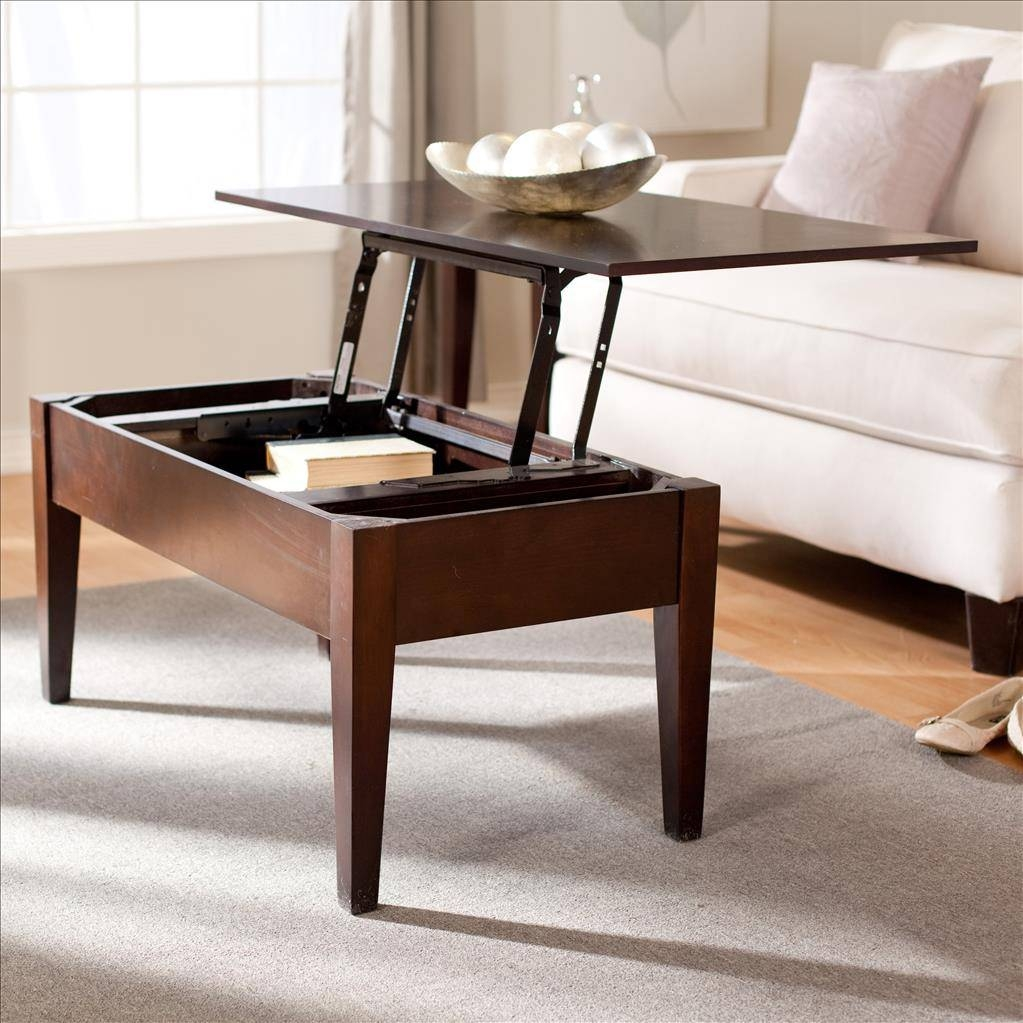 Coffee Tables Designs: Stylish Coffee Table Lift Top Design Ideas inside Stylish Coffee Tables (Image 9 of 30)