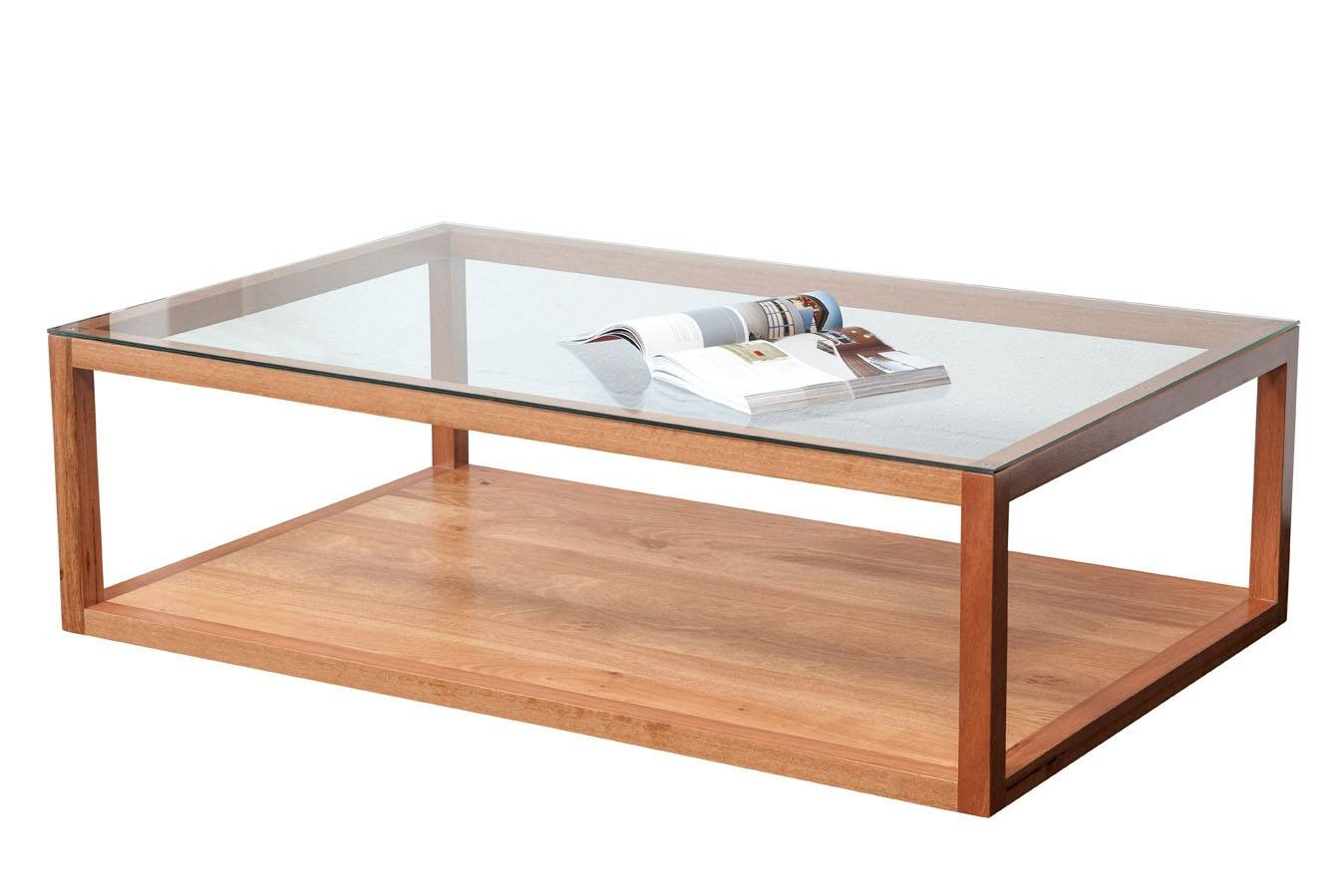 Coffee Tables Glass Top Coffee Table With Storage Modern And in Glass Top Storage Coffee Tables (Image 9 of 30)