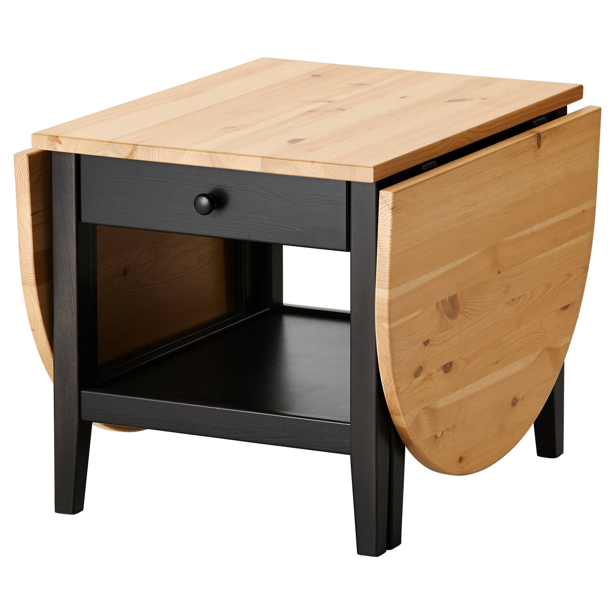 Coffee Tables - Glass & Wooden Coffee Tables - Ikea throughout Black Wood Coffee Tables (Image 18 of 30)