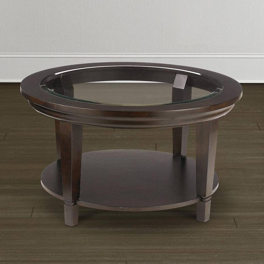 Coffee Tables Ideas: Best Round Coffee Table Ikea Small Apartment with regard to Small Circle Coffee Tables (Image 8 of 30)