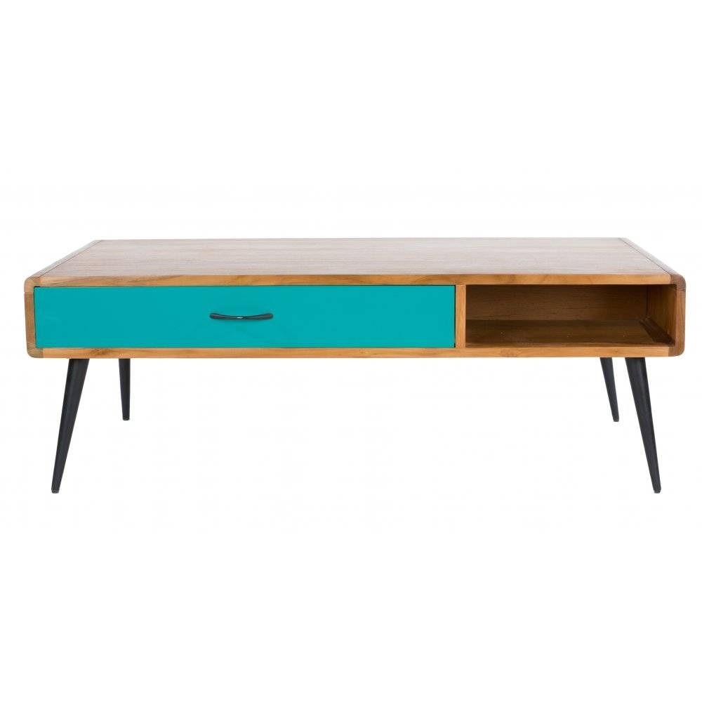 Coffee Tables Ideas: Decorations Retro Coffee Tables Perfect For regarding White Retro Coffee Tables (Image 10 of 30)