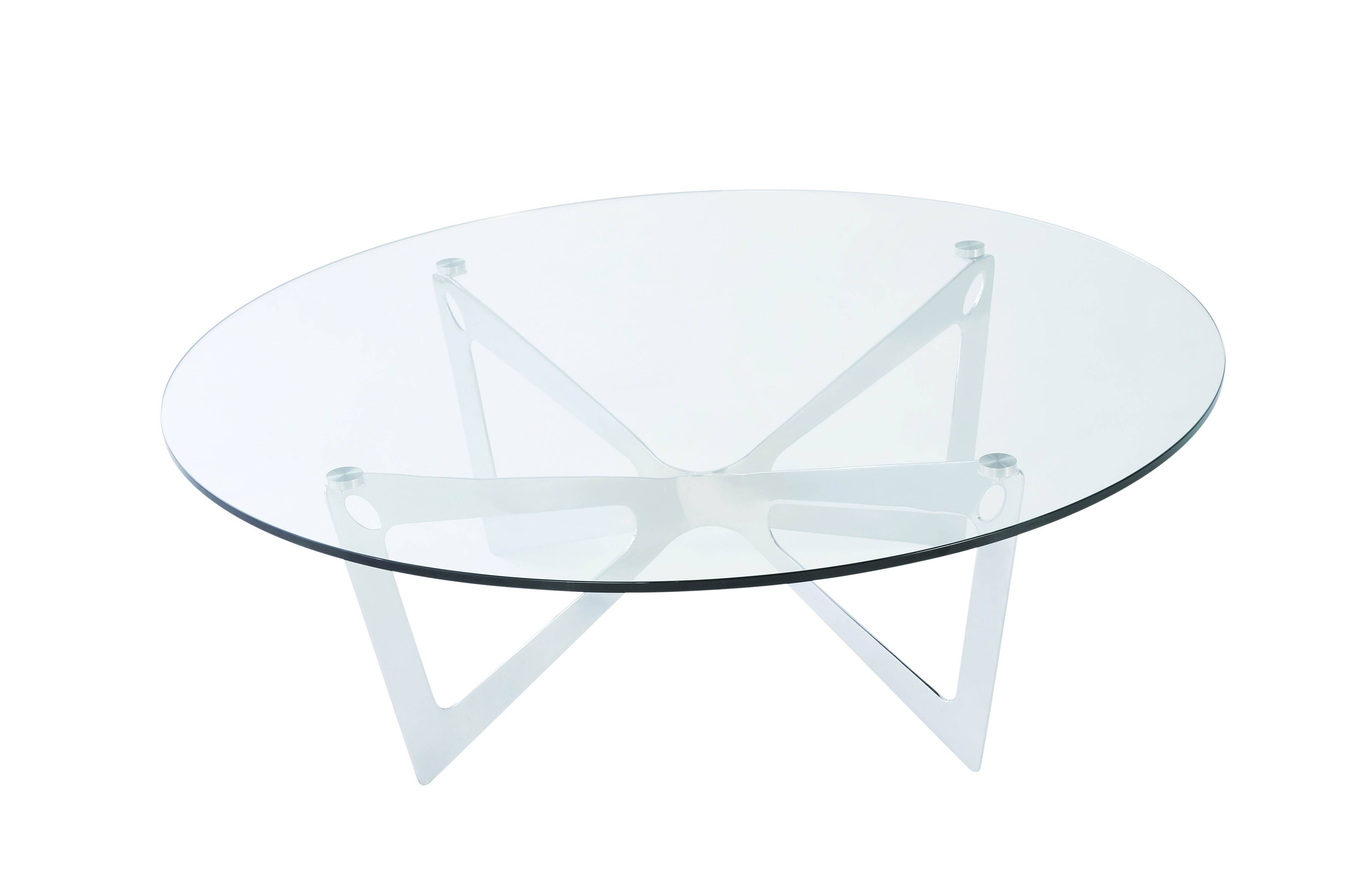 Coffee Tables: Inspiring Contemporary Glass Coffee Tables Ideas pertaining to Transparent Glass Coffee Tables (Image 11 of 30)