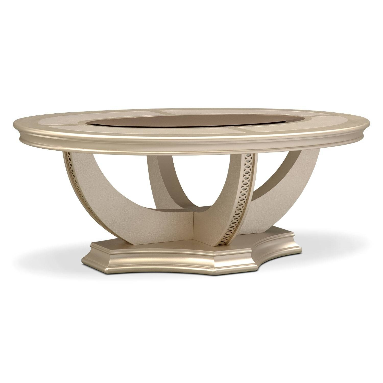 Coffee Tables | Living Room Tables | American Signature Furniture inside Odd Shaped Coffee Tables (Image 13 of 30)