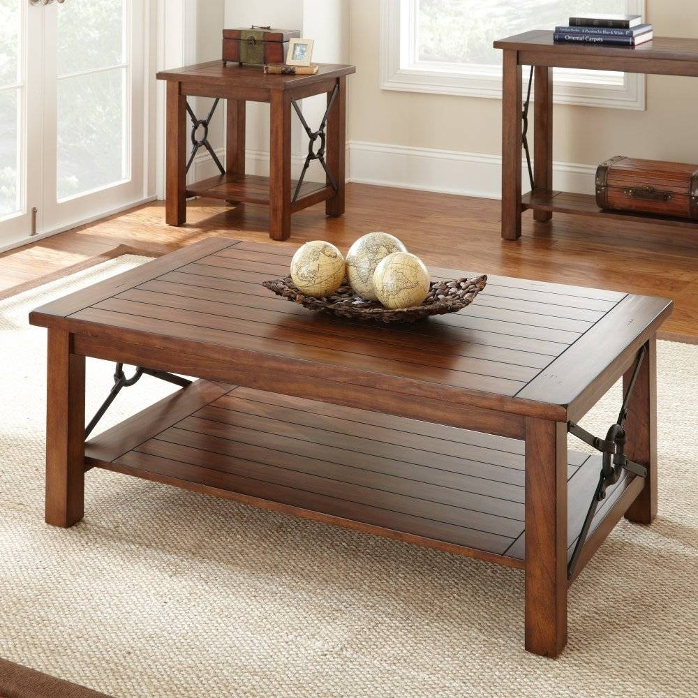 Coffee Tables: Marvellous Coffee Table And End Tables Design Ideas for White and Brown Coffee Tables (Image 9 of 30)