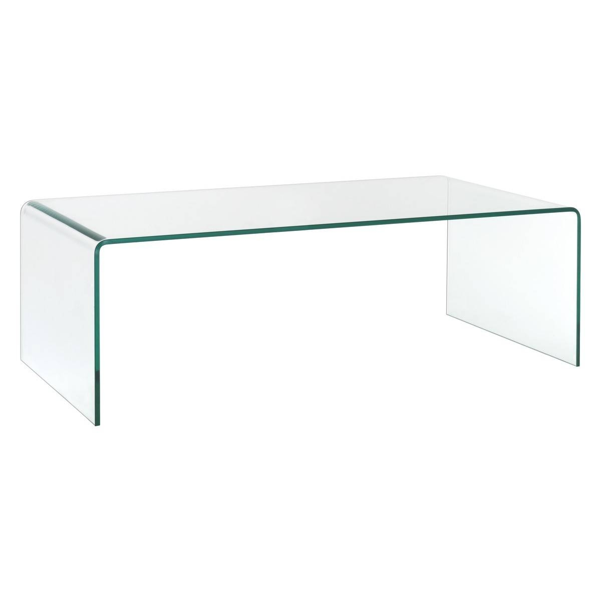 Coffee Tables; Modern Glass & Oak With Storage - Habitat with regard to White and Glass Coffee Tables (Image 11 of 30)