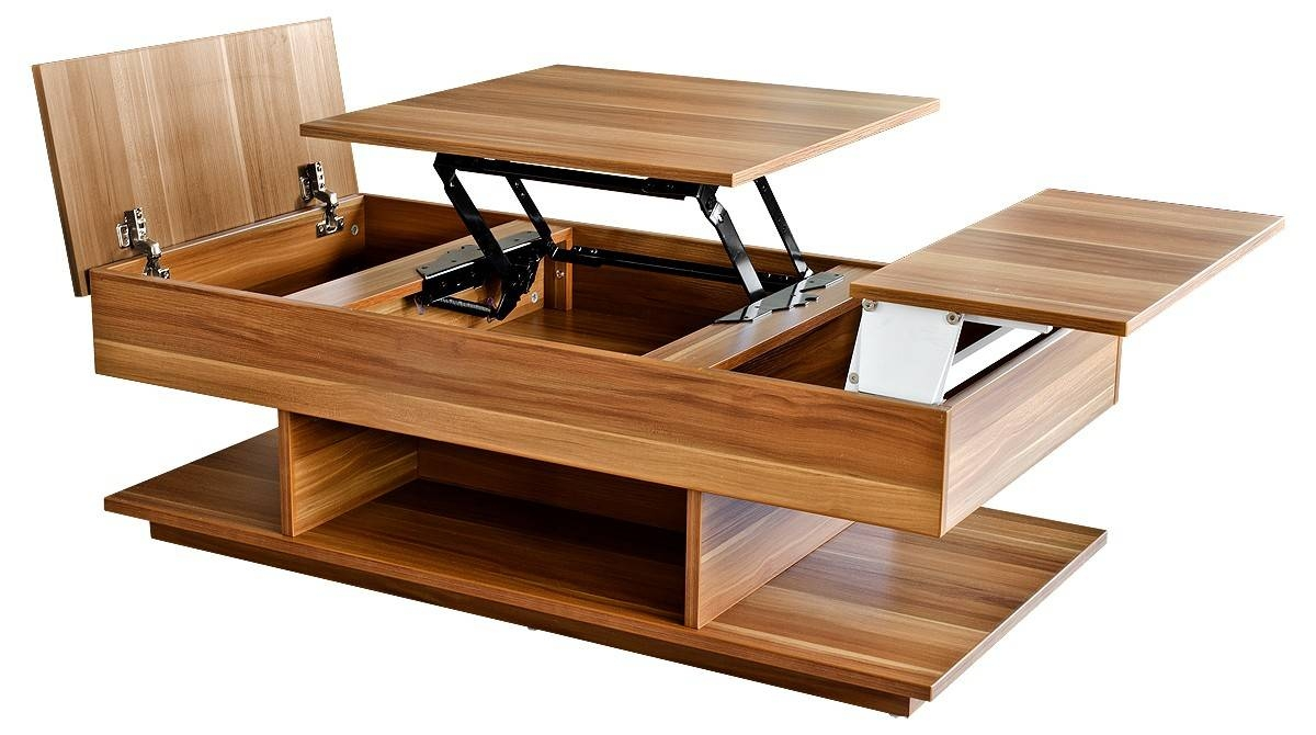 Featured Photo of Wooden Storage Coffee Tables