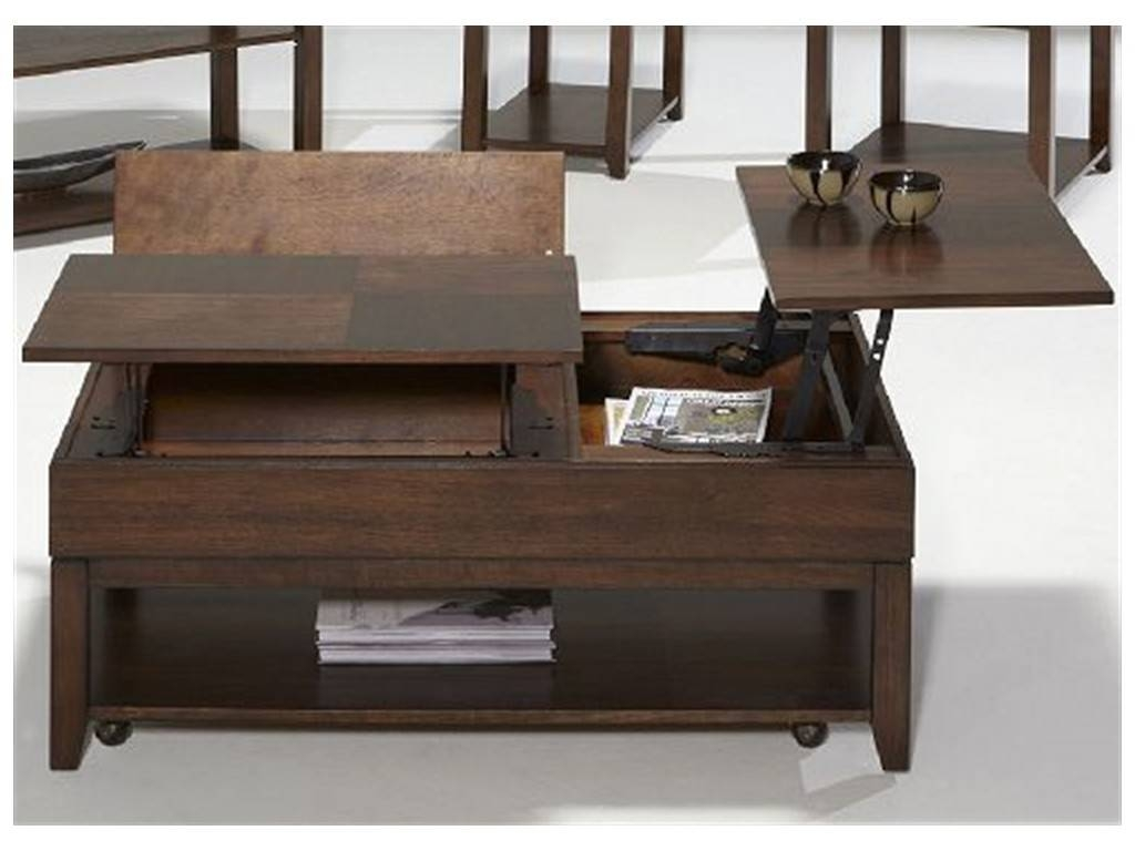 Coffee Tables: Remarkable Lift Top Coffee Tables With Storage In Lift Top Coffee Tables With Storage (View 10 of 30)