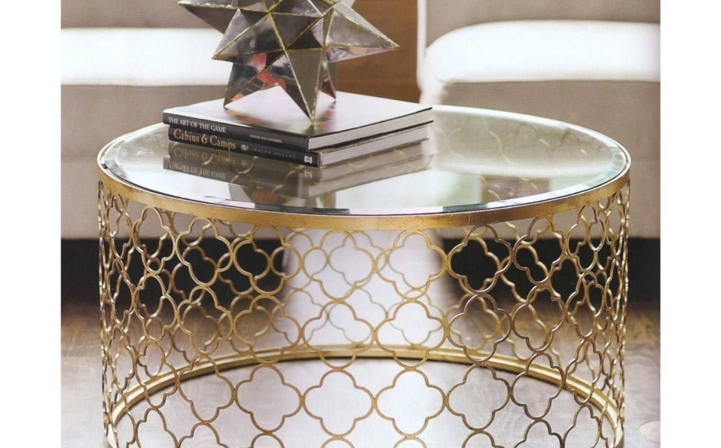 Coffee Tables : Square Glass Coffee Table Inspire Contemporary within Glass Gold Coffee Tables (Image 12 of 30)