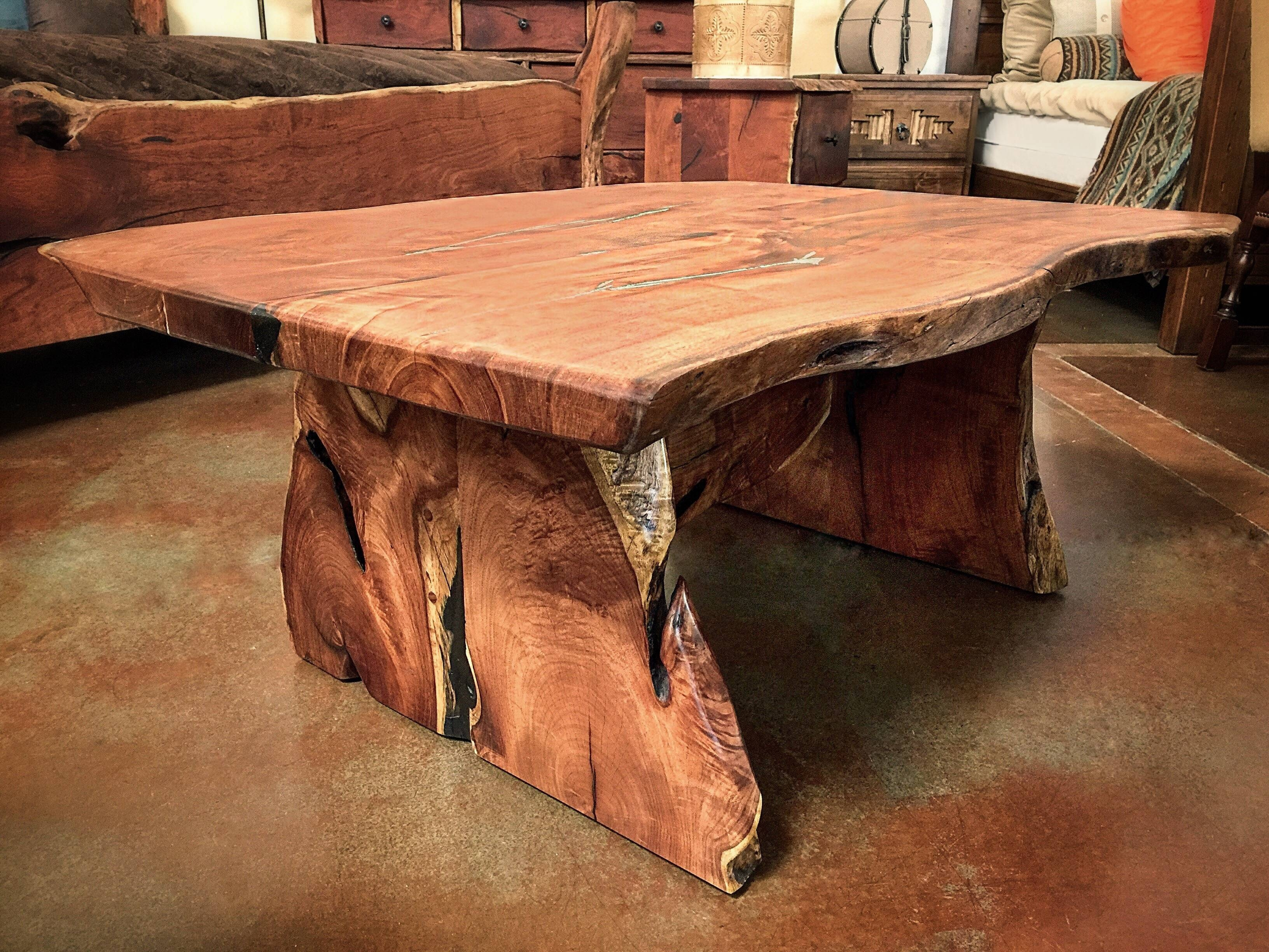 Coffee Tables Tempe | Mexican Style Coffee Tables intended for Rustic Style Coffee Tables (Image 8 of 30)