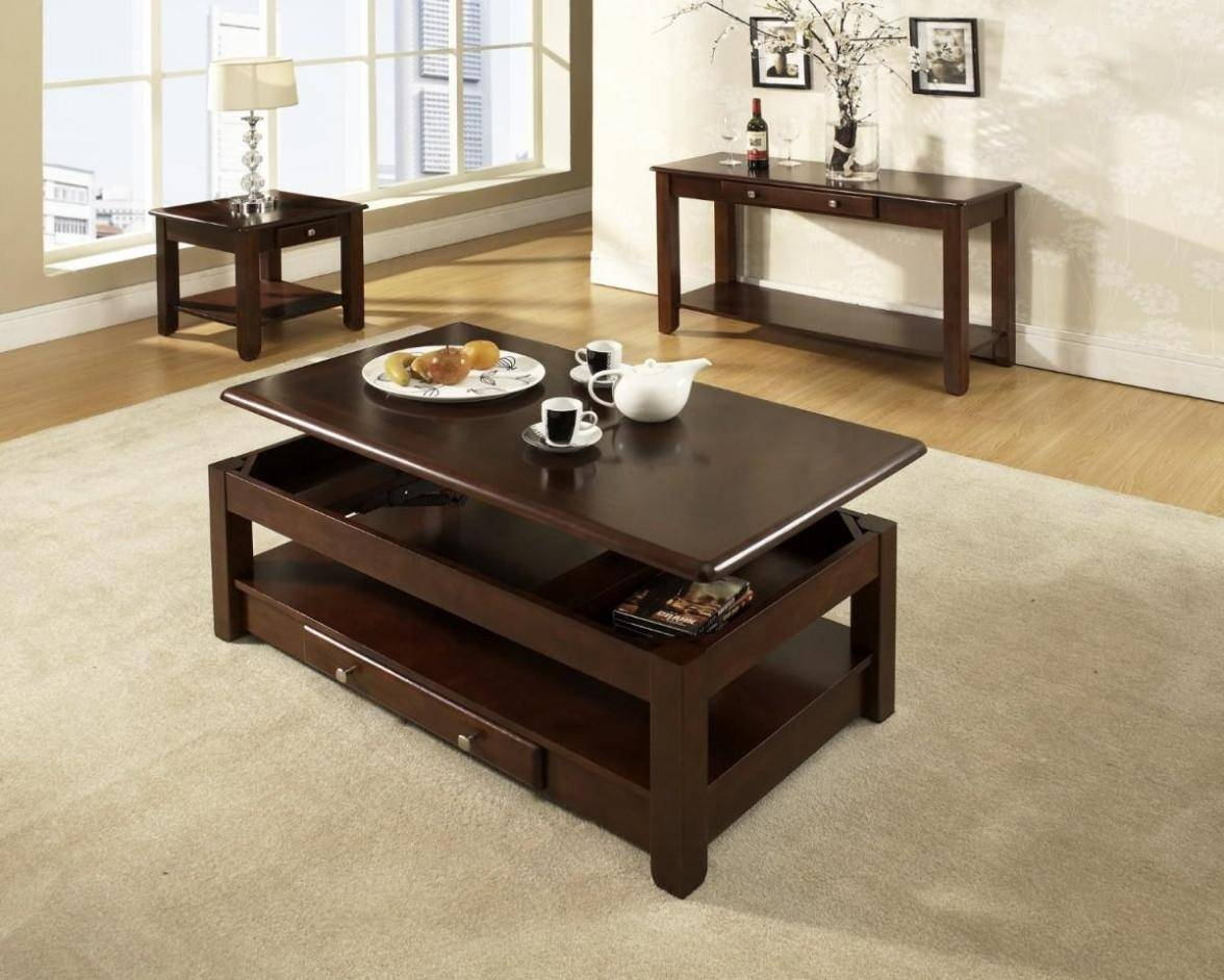 Coffee Tables That Raise : Bed & Shower – Awesome Lifting Coffee For Raise Up Coffee Tables (View 30 of 30)