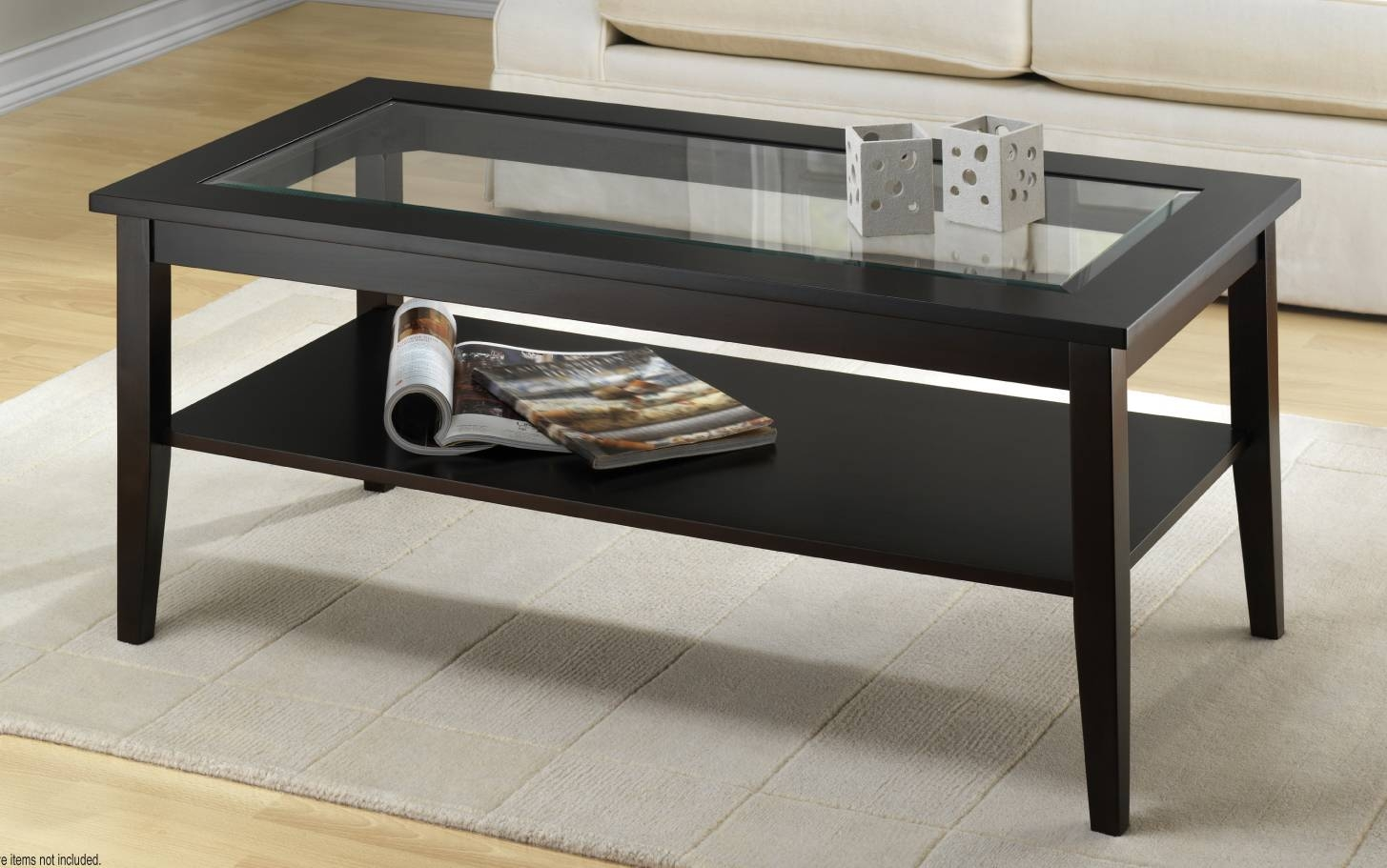 Coffee Tables: Unique Walmart Coffee Tables Design Ideas Small for Black Wood and Glass Coffee Tables (Image 10 of 30)