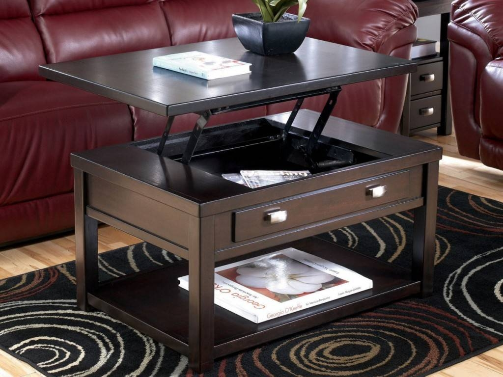 Coffee Tables With Storage And Lift Top : Best Coffee Table With inside Lift Top Coffee Tables With Storage (Image 10 of 30)