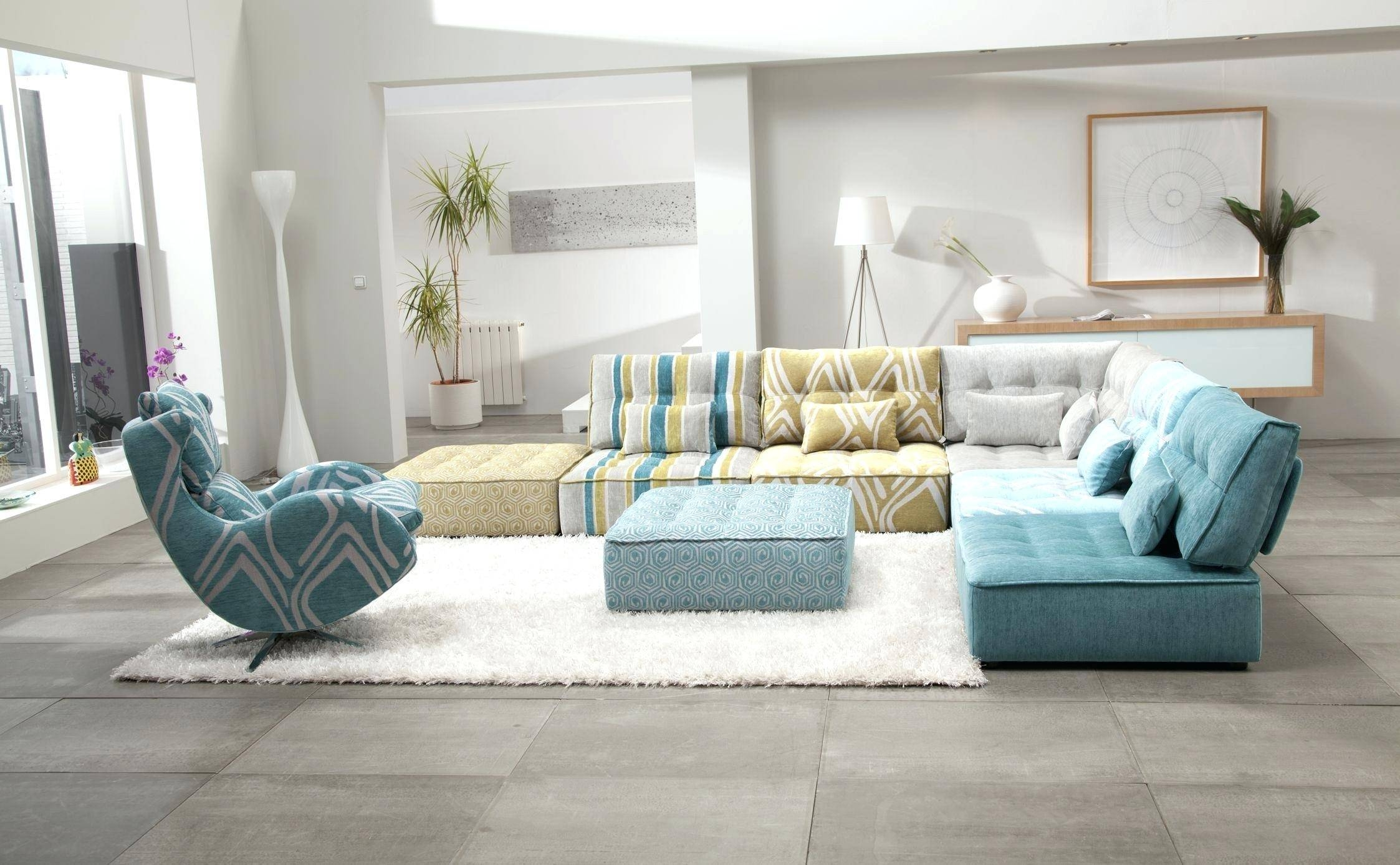 Comfortable Low Floor Seating Furniture - Laferida | Floor for Comfortable Floor Seating (Image 15 of 30)