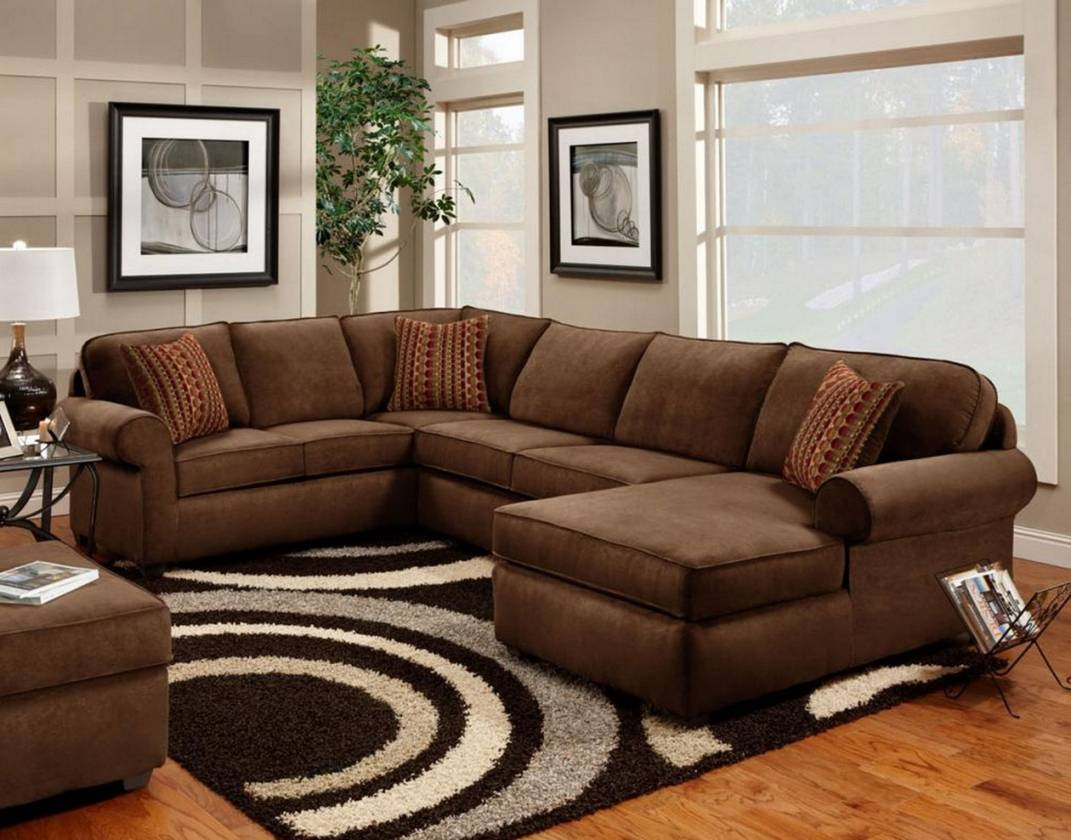 Comfortable Sectional Sofa intended for Comfortable Sectional Sofa (Image 11 of 30)