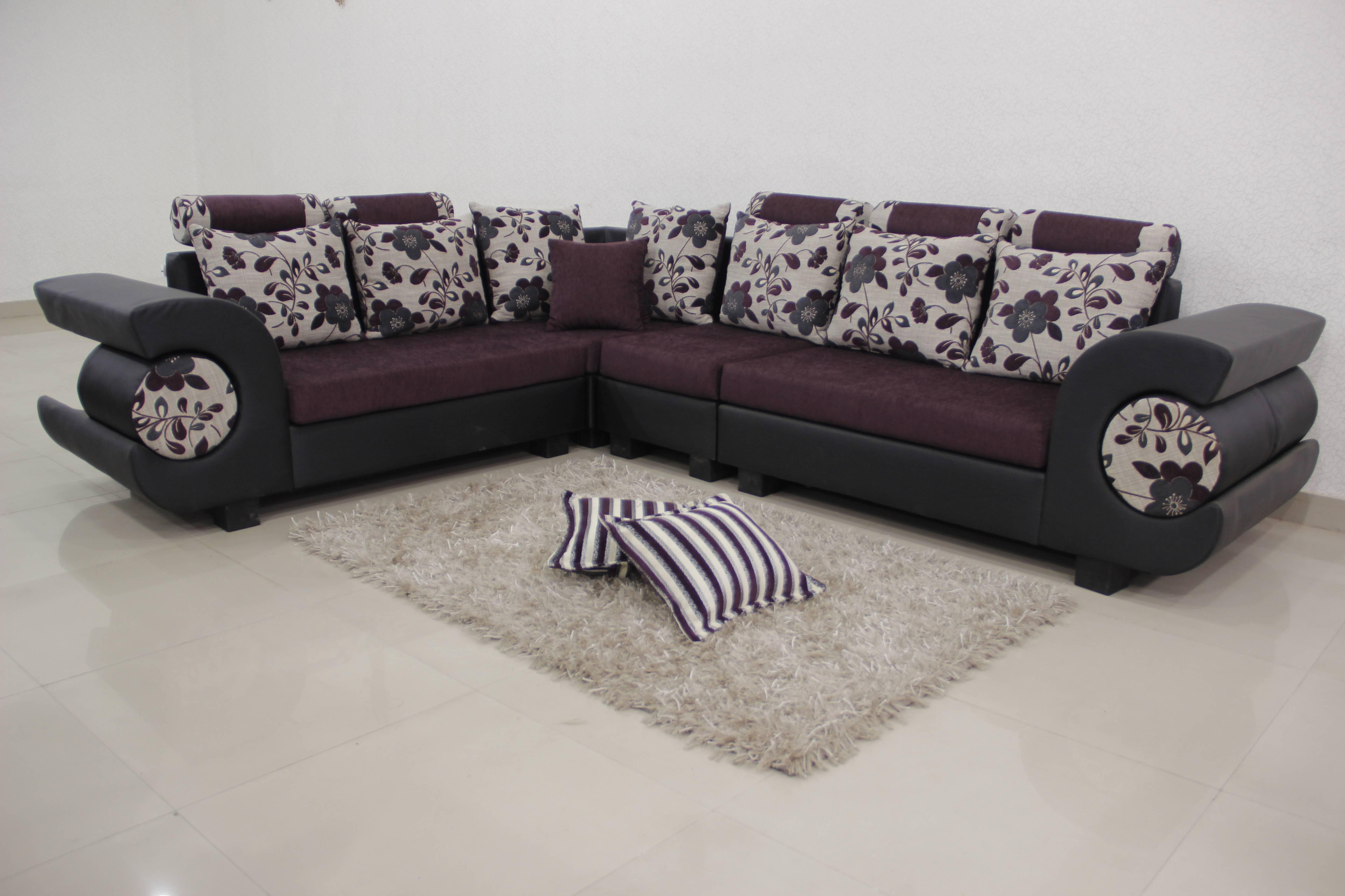 Comfortable Sofa | Ihome Furniture regarding Sofa Corner Units (Image 5 of 30)