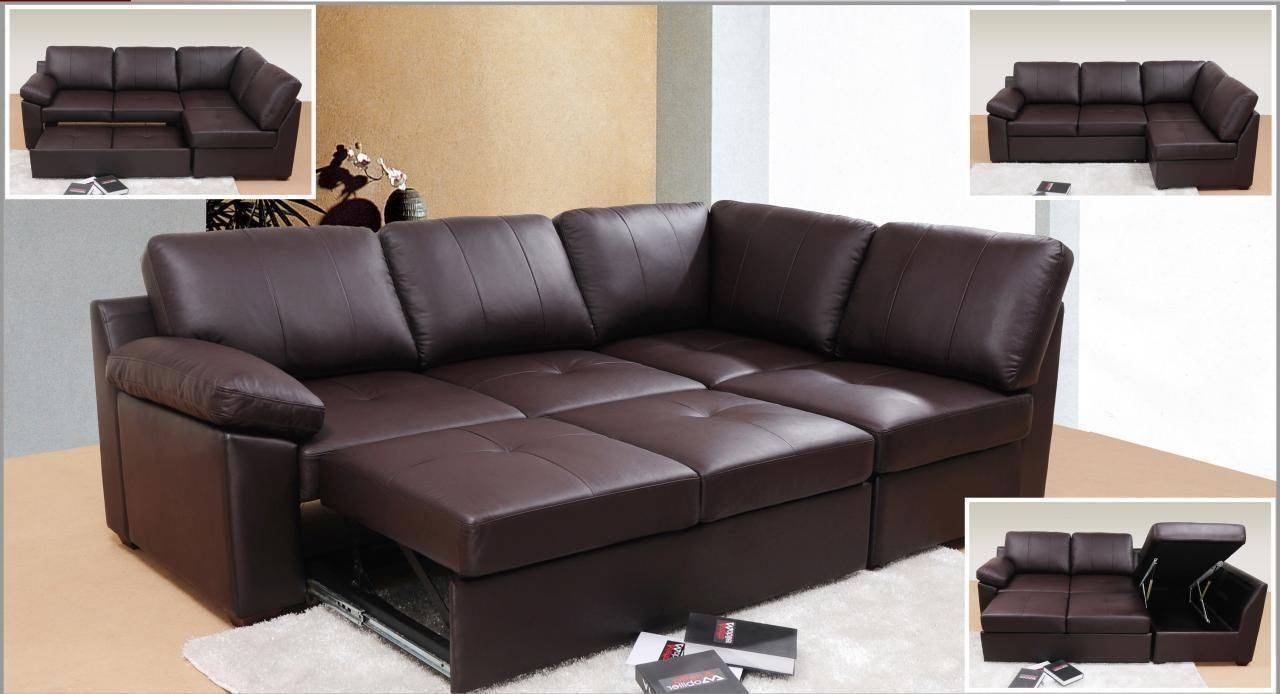 Comfy Click Clack Sofa Bed With Storage — Home Design Stylinghome with Sofa Beds With Storages (Image 9 of 30)